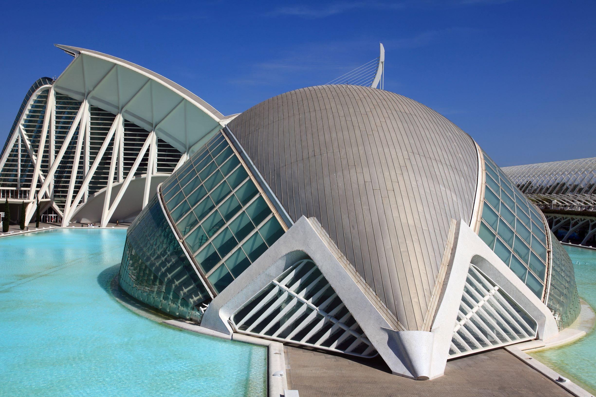 La Ciutat de les Arts i les Ciències oferta losmiércoles la entrada combinada del Museu y el Hemisfèric a la mitad de precio