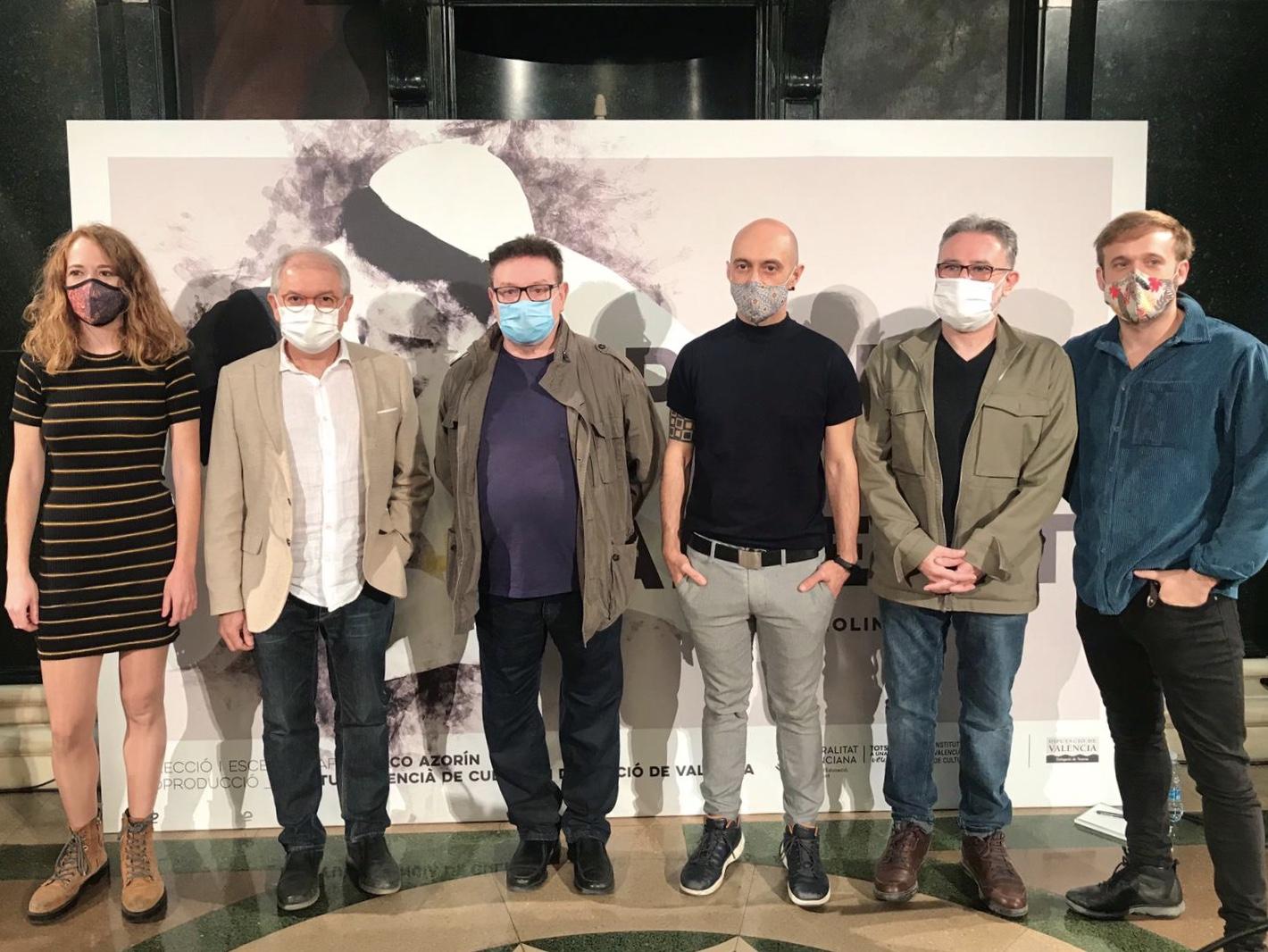 """L""""Institut Valencià de Cultura presenta l""""obra """"Poder i santedat"""" al Teatre Principal de València"""