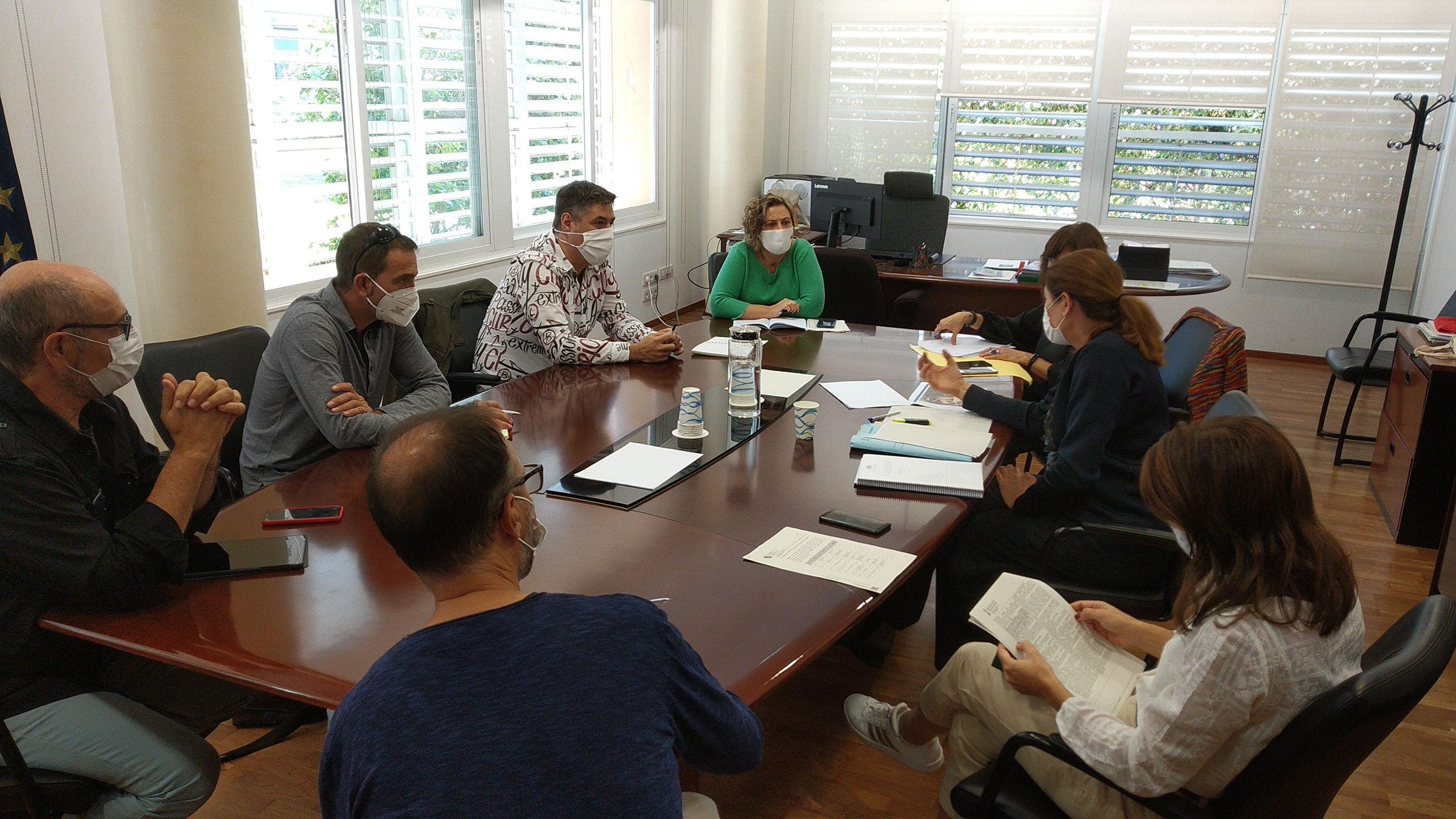 """Cultura emprendrà un primer bloc d""""actuacions al monestir de la Valldigna per valor de 300.000 euros"""