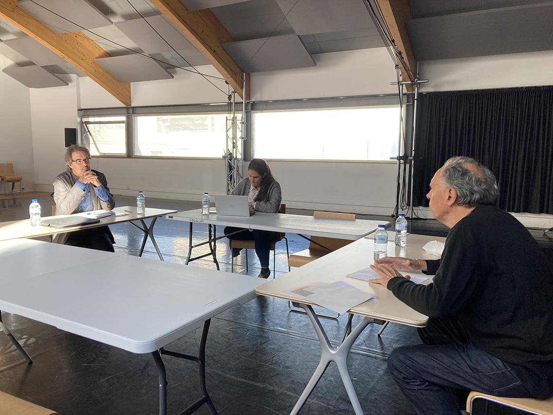 """L""""Institut Valencià de Cultura celebra el taller d""""escriptura de guió """"Sources 2"""""""