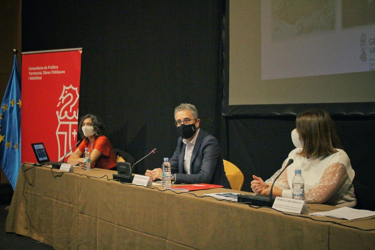 """Arcadi España: """"El PAT de Castellón fomenta la competitividad generando sinergias entre territorios, crecimiento sostenible y creación de empleo"""""""