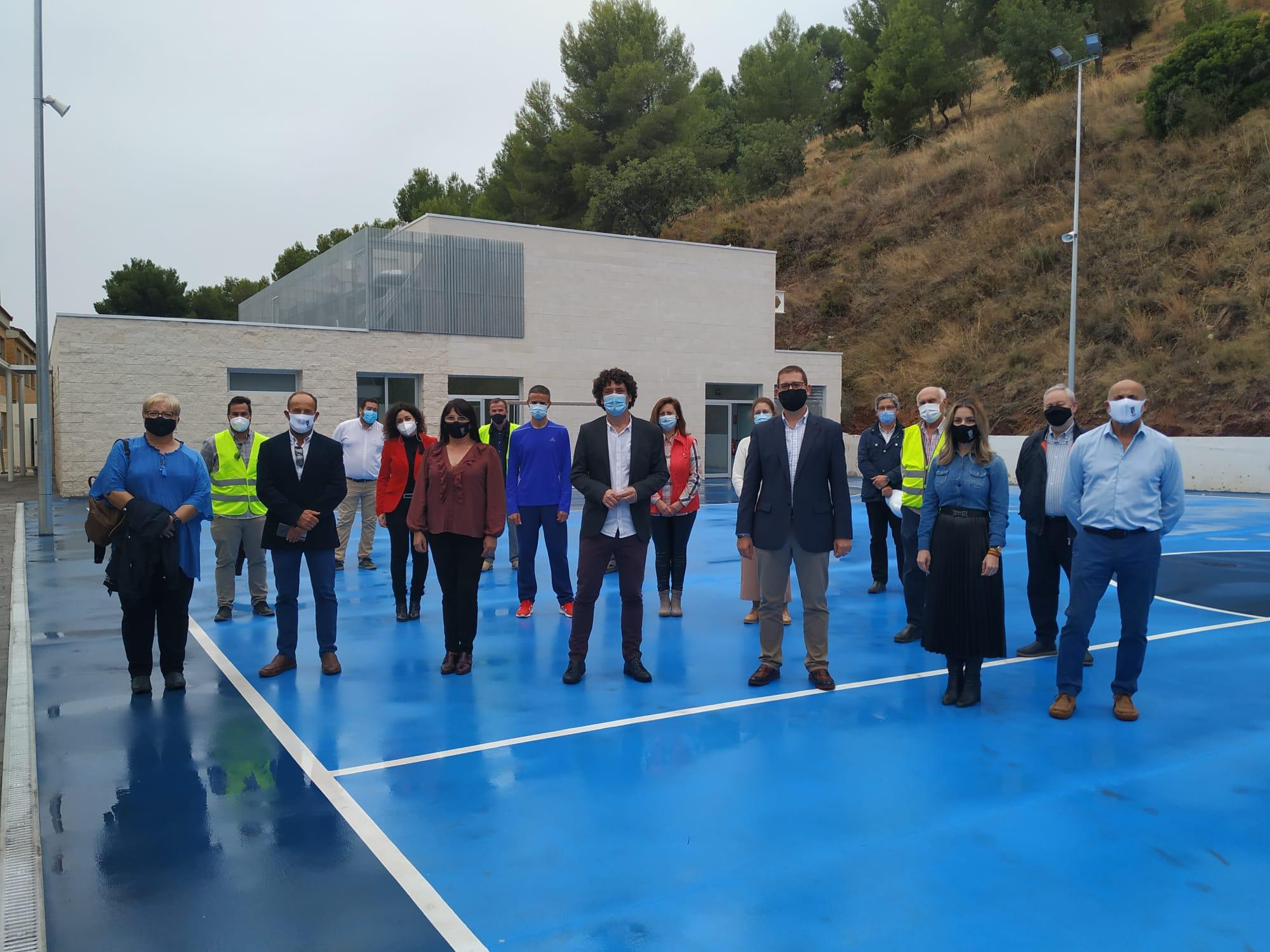 Educación invierte 1,3 millones de euros en la ampliación de la escuela de la Vilavella
