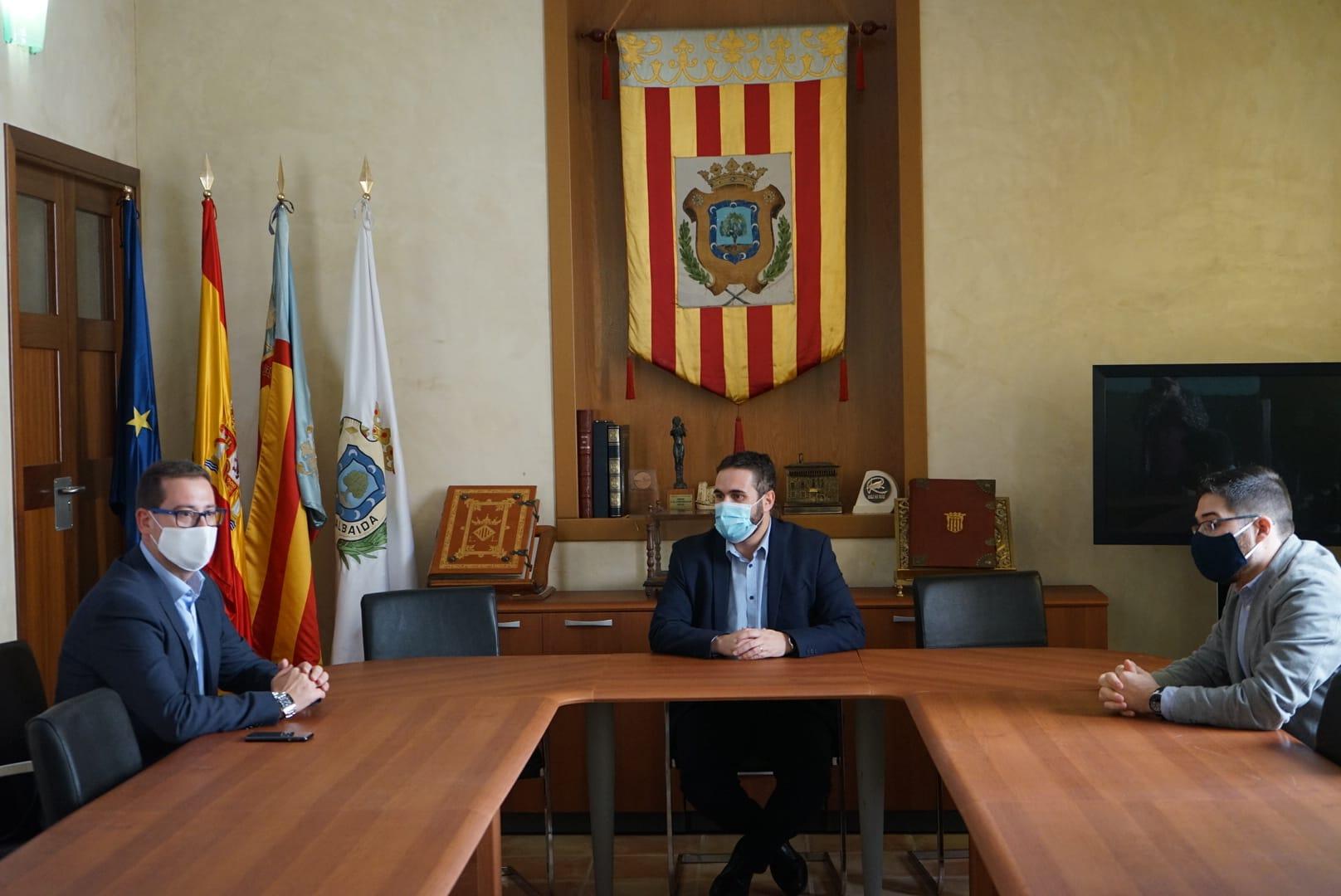 """Educació invertirà més de 6,5 milions d""""euros en les escoles d""""Albaida"""