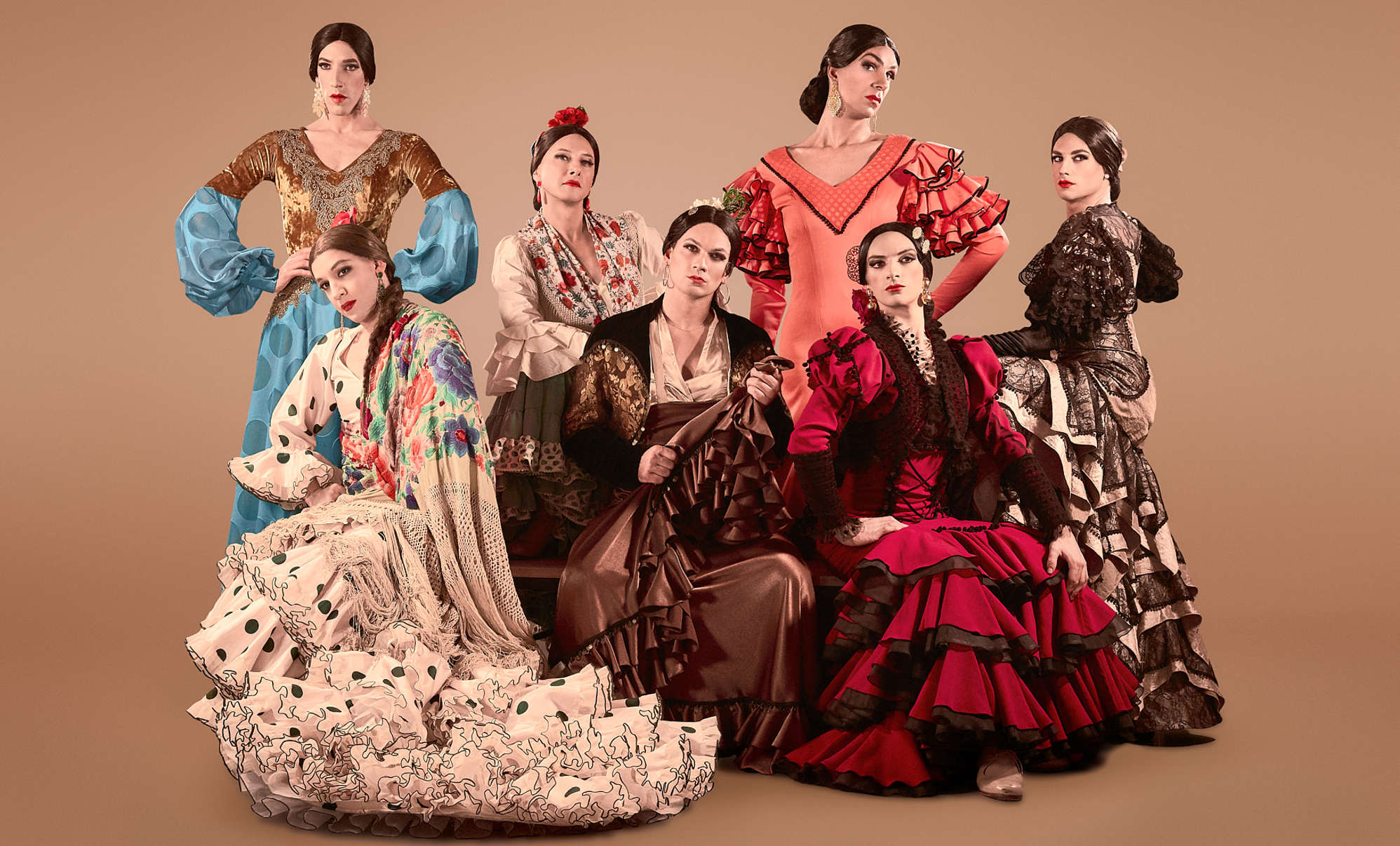 El flamenc entre gèneres de Manuel Liñán en Dansa València