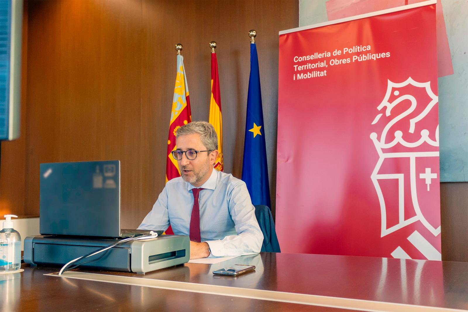 """Arcadi España: """"El urbanismo debe ser visto como un instrumento de ordenación, protección y generación de empleo, nunca como un freno"""""""