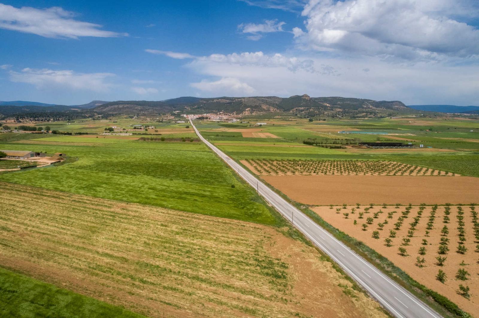 Obras Públicas invertirá 6,76 millones de euros en el acondicionamiento de la CV-35 en los términos de Tuéjar, Titaguas y Aras de los Olmos