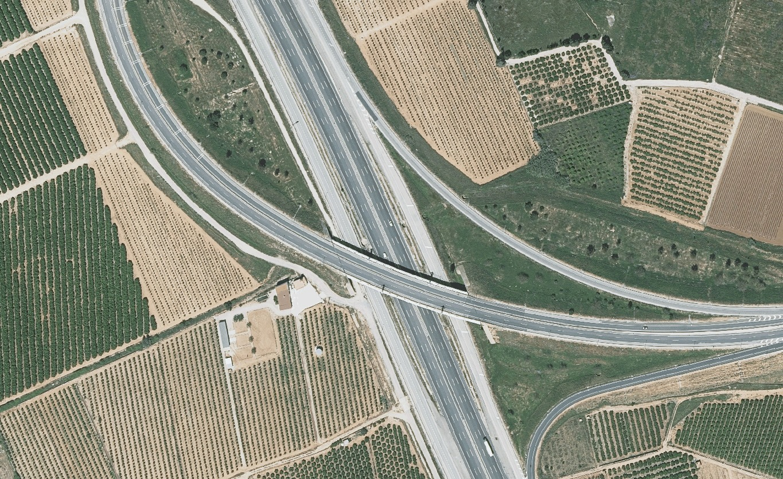La Conselleria de Obras Públicas inspecciona el puente de la CV-36 sobre el bypass y el de acceso al Parque Tecnológico de Paterna para garantizar...