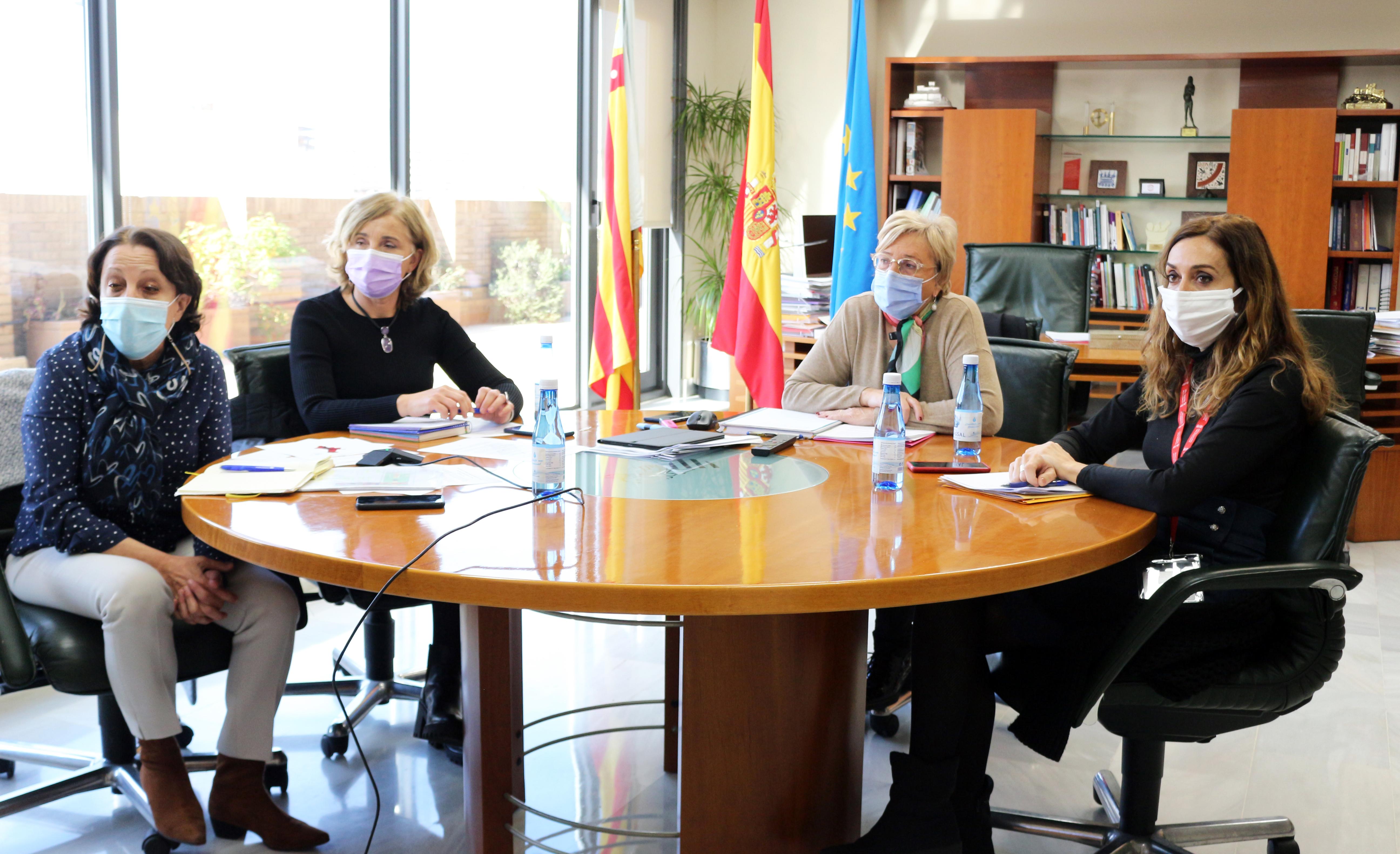 """Barceló: """"El papel de los ayuntamientos está siendo fundamental en la lucha contra la COVID-19"""""""