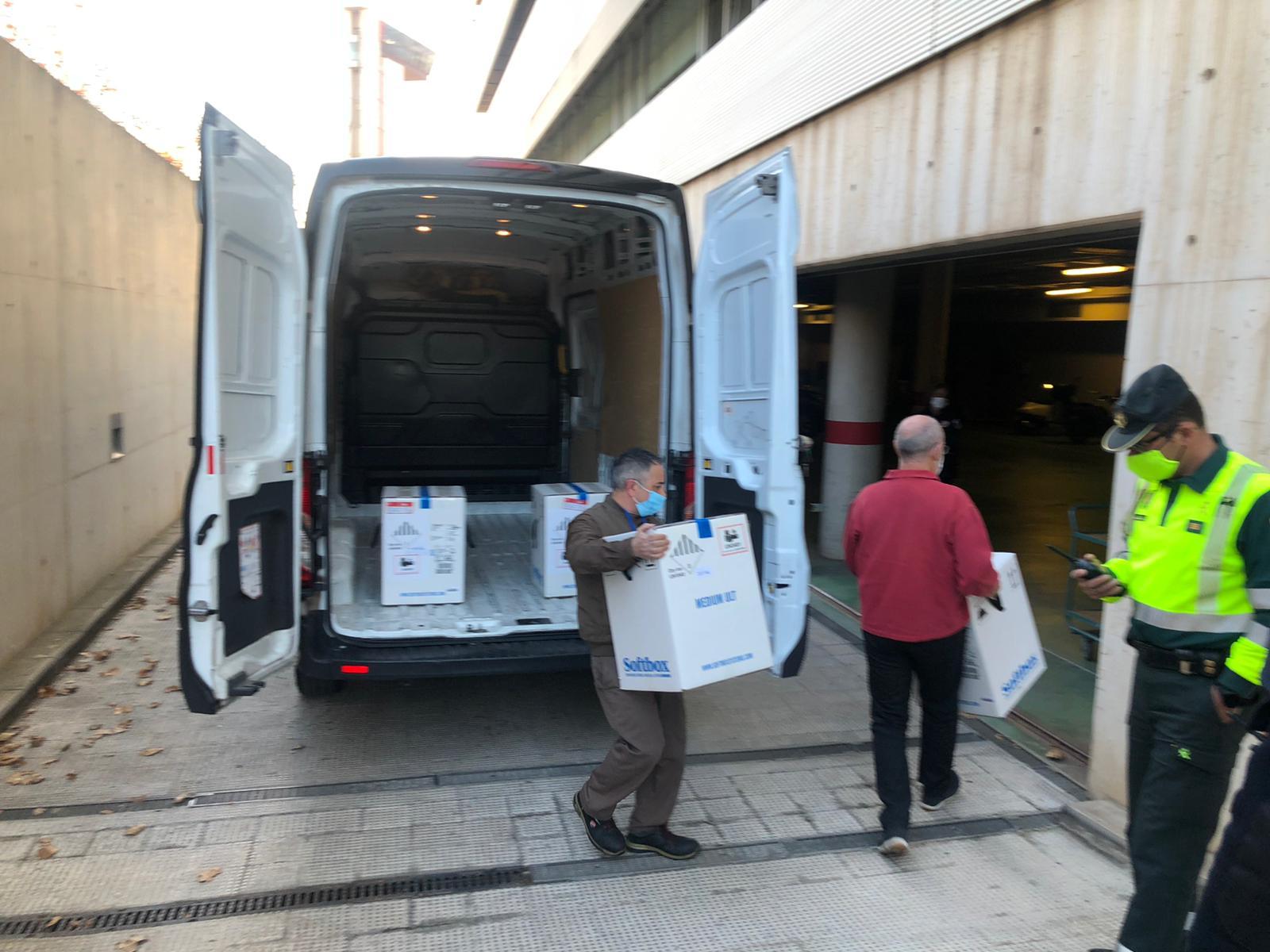 Sanitat reprén aquest dimarts la vacunació a la Comunitat Valenciana