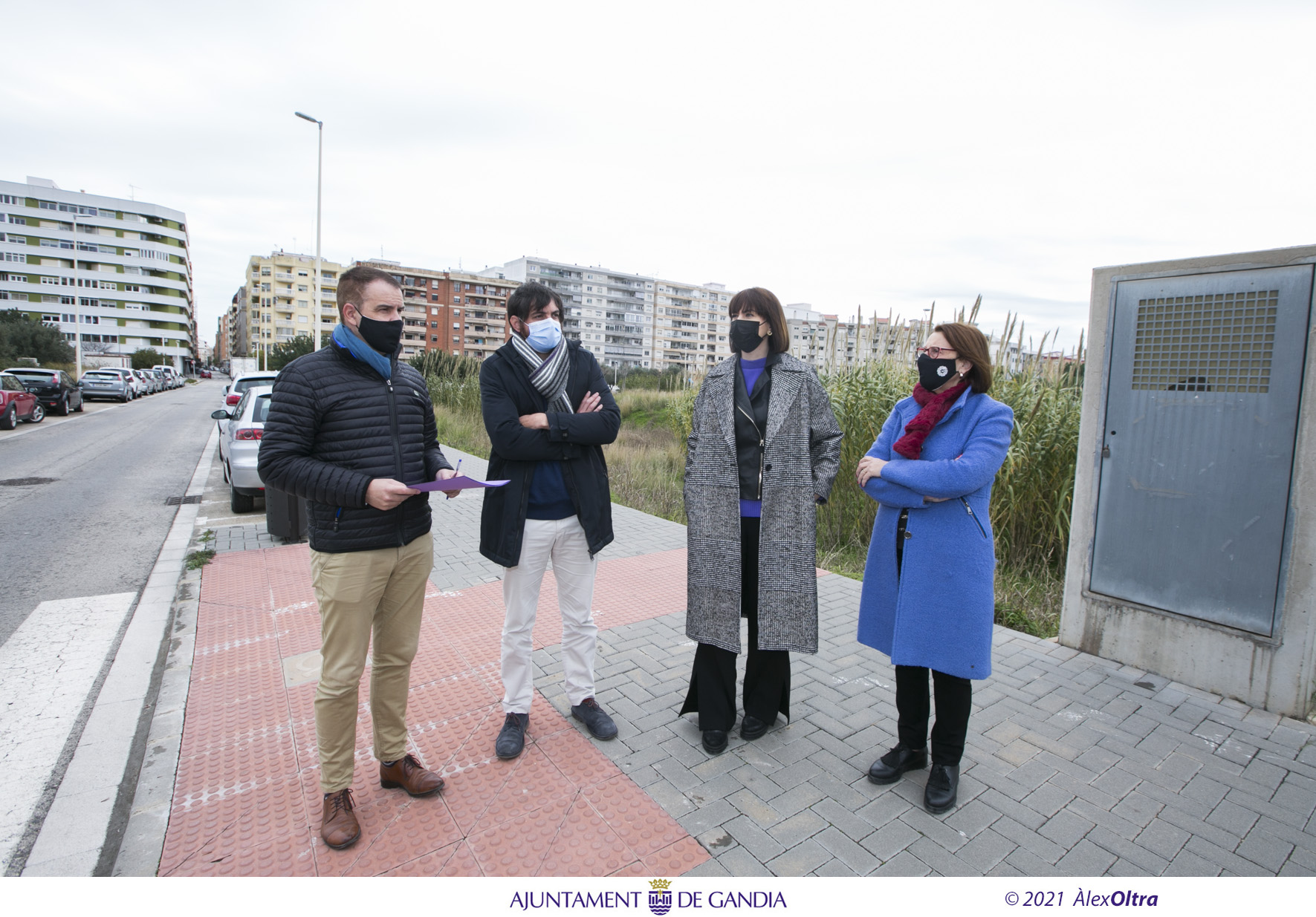 La Generalitat y el Ayuntamiento de Gandia coordinan la próxima adjudicación de 33 viviendas en alquiler asequible en el municipio