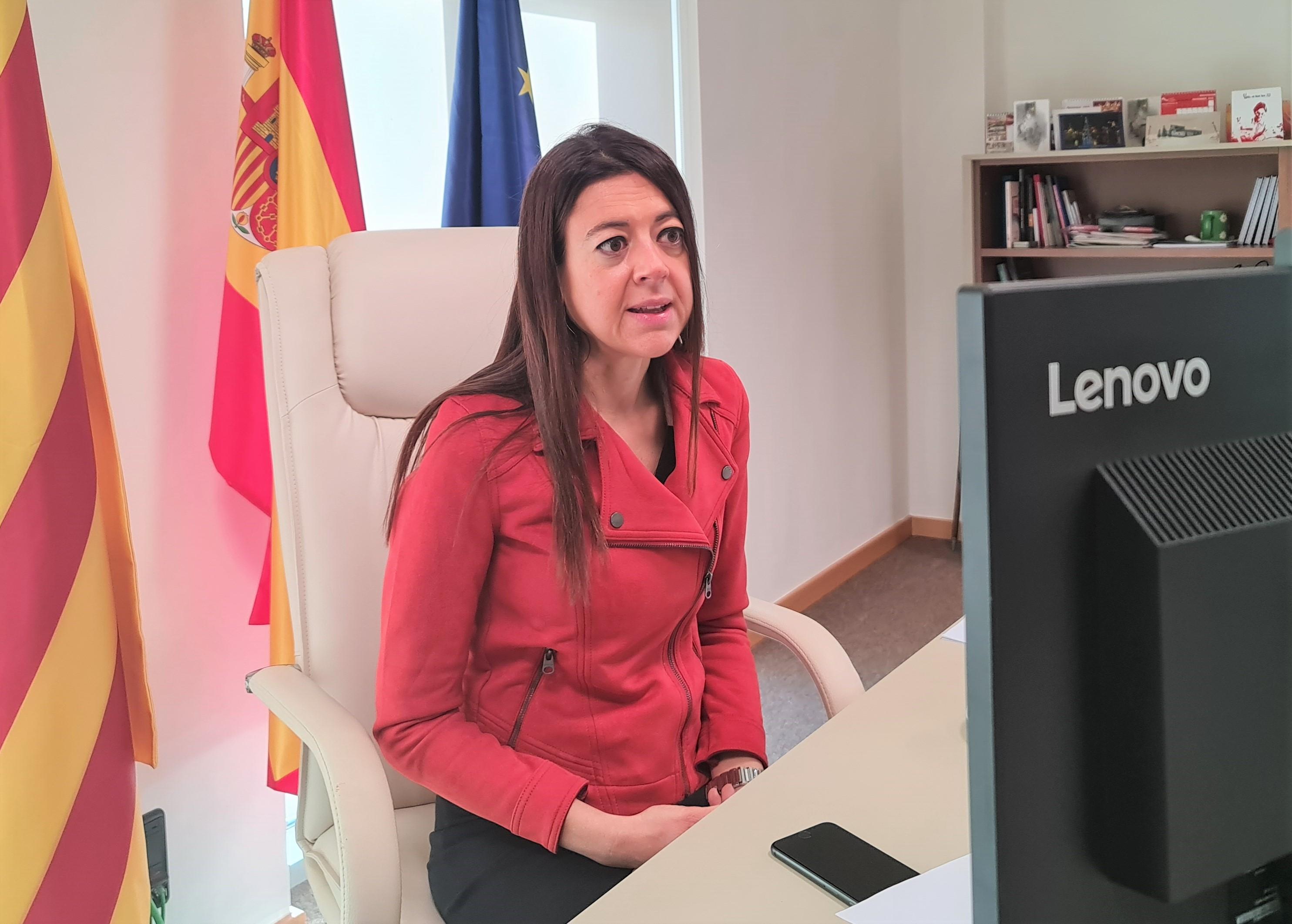Carolina Pascual es reuneix amb les rectores i rectors de les universitats privades valencianes