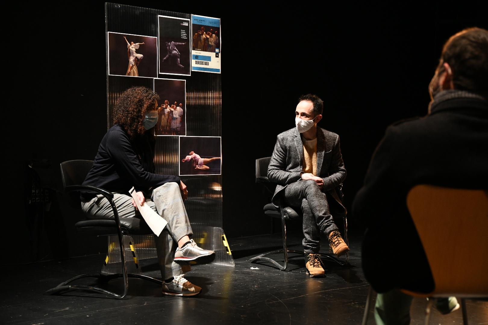 """El Teatre Arniches acull l""""estrena absoluta d""""""""aISLA2"""" de la companyia Cienfuegos Danza"""