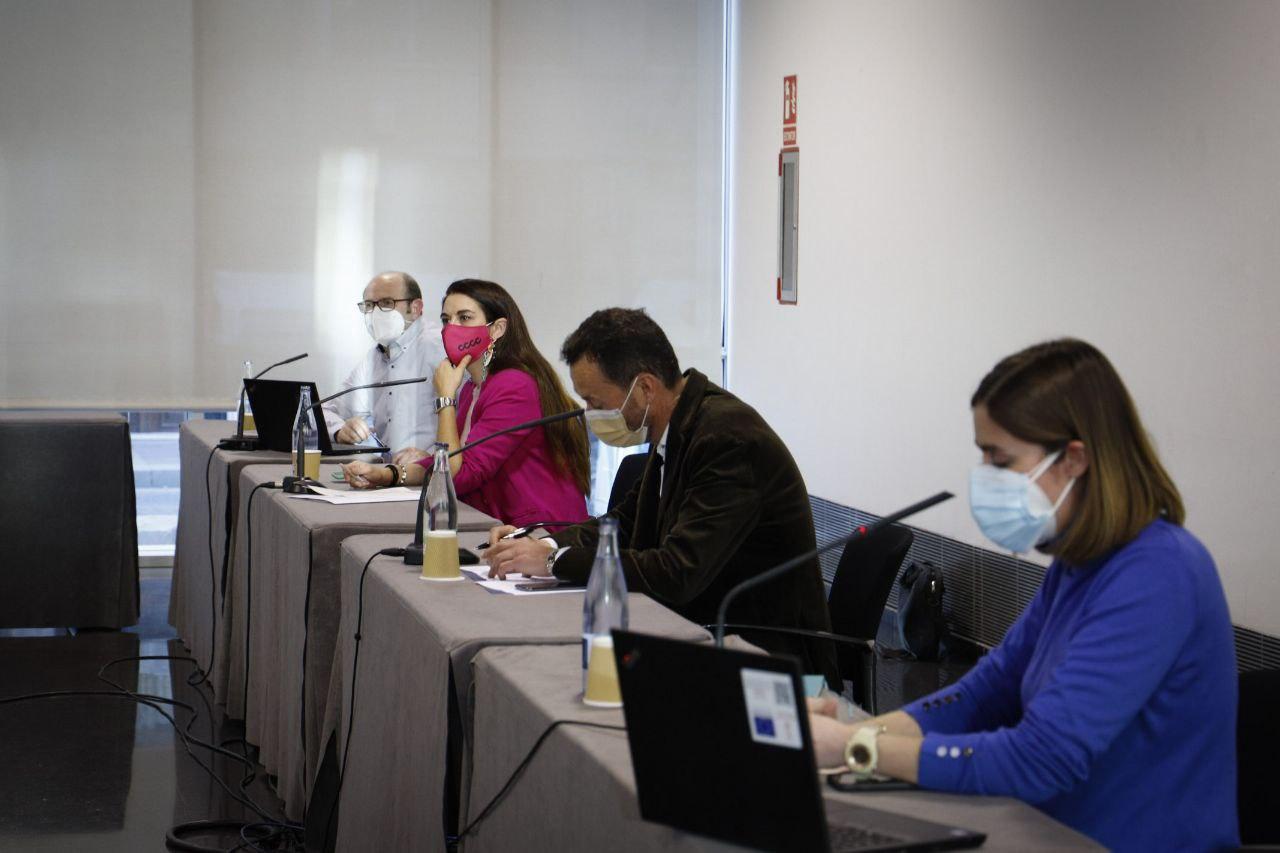 La Conselleria de Transición Ecológica presenta el informe de medidas de restauración del Vinalopó y avanza en el plan director de recuperación de...