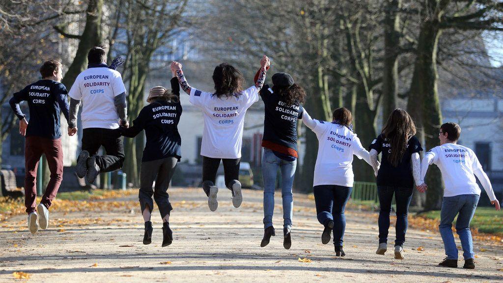 El Cuerpo Europeo de Solidaridad reconoce 23 proyectos de voluntariado impulsados desde la Comunitat Valenciana