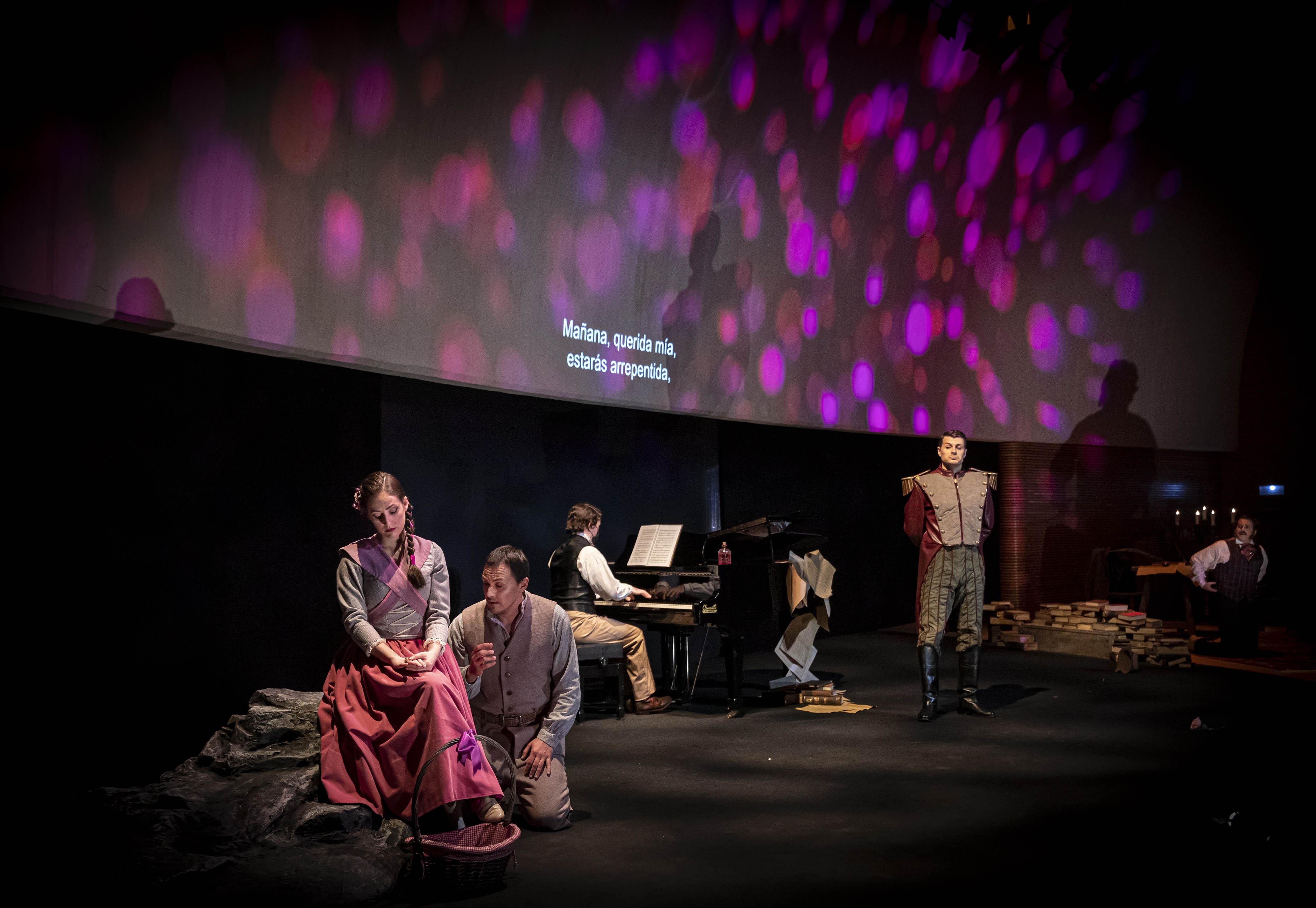 """Les Arts explica al públic infantil el procés de creació d""""una òpera a través d""""un conte"""