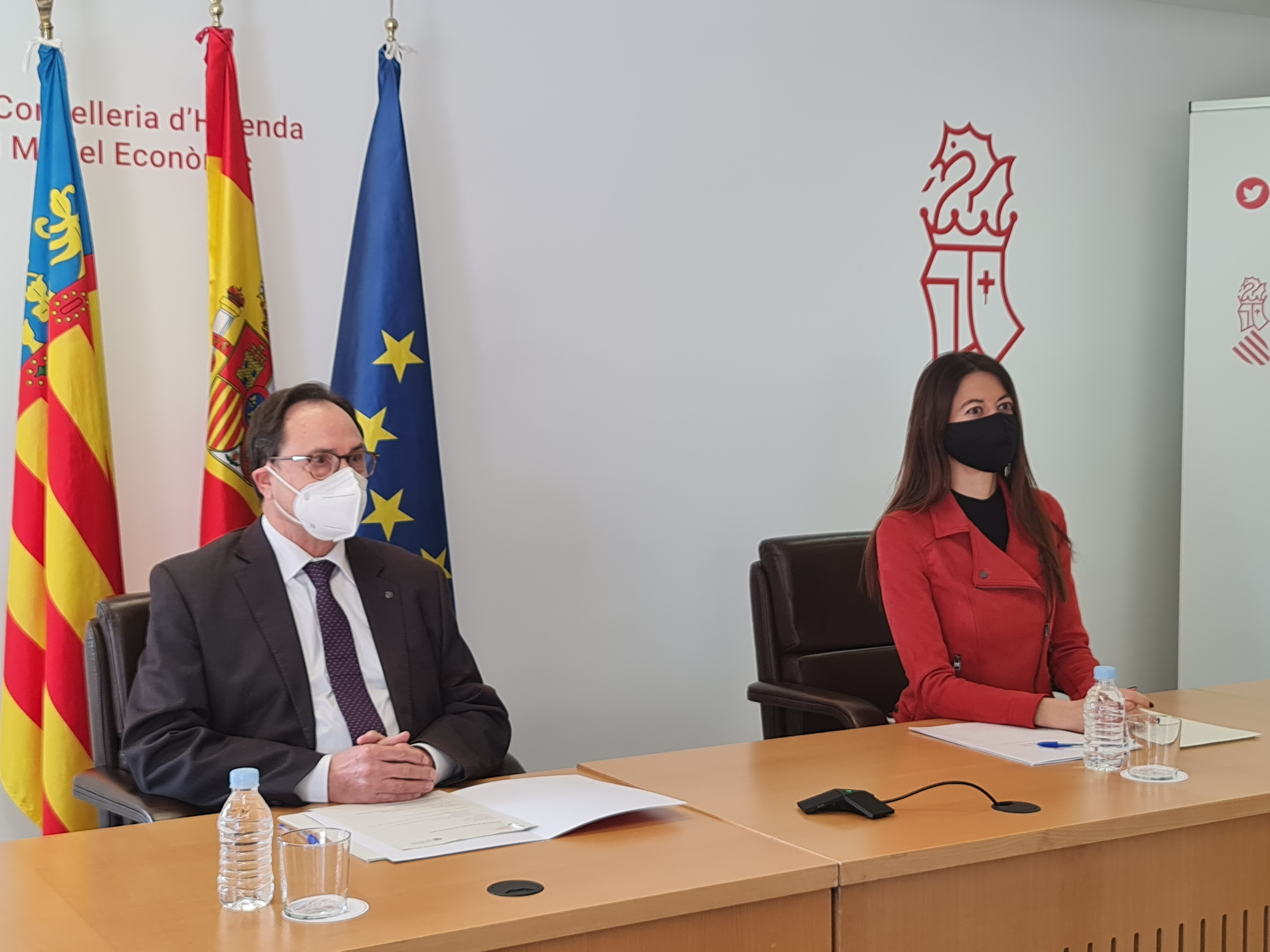 La Generalitat y la UPV impulsan un nuevo sistema de detección de la COVID de alta sensibilidad financiado con las donaciones de la ciudadanía