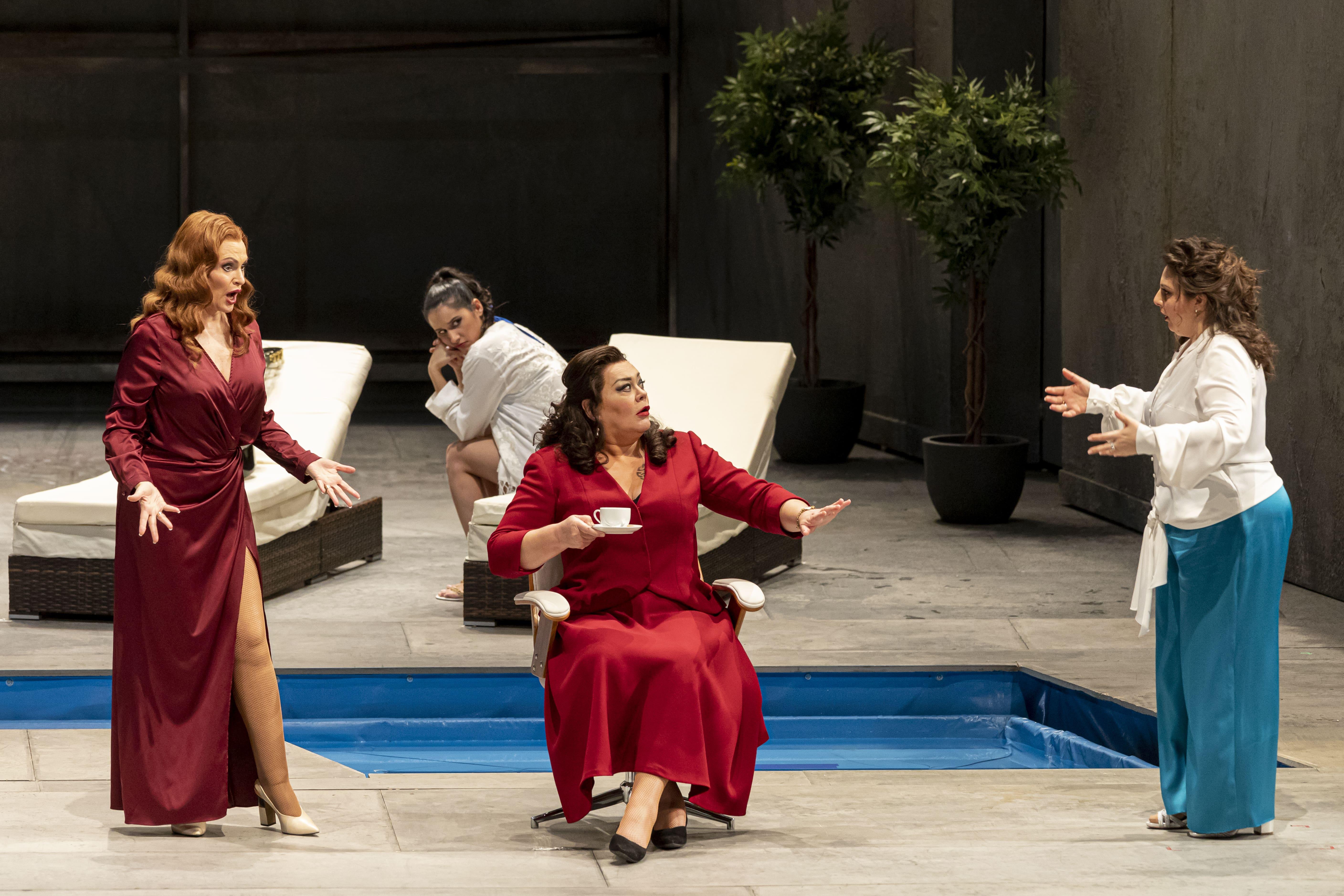 """Les Arts estrena """"Falstaff"""", de Verdi, amb Ambrogio Maestri com a protagonista sota la direcció musical de Daniele Rustioni"""