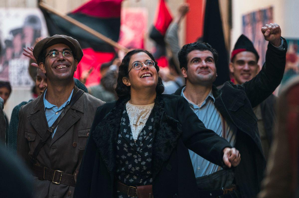 """L""""Institut Valencià de Cultura presenta la pel·lícula """"Frederica Montseny, la dona que parla"""""""