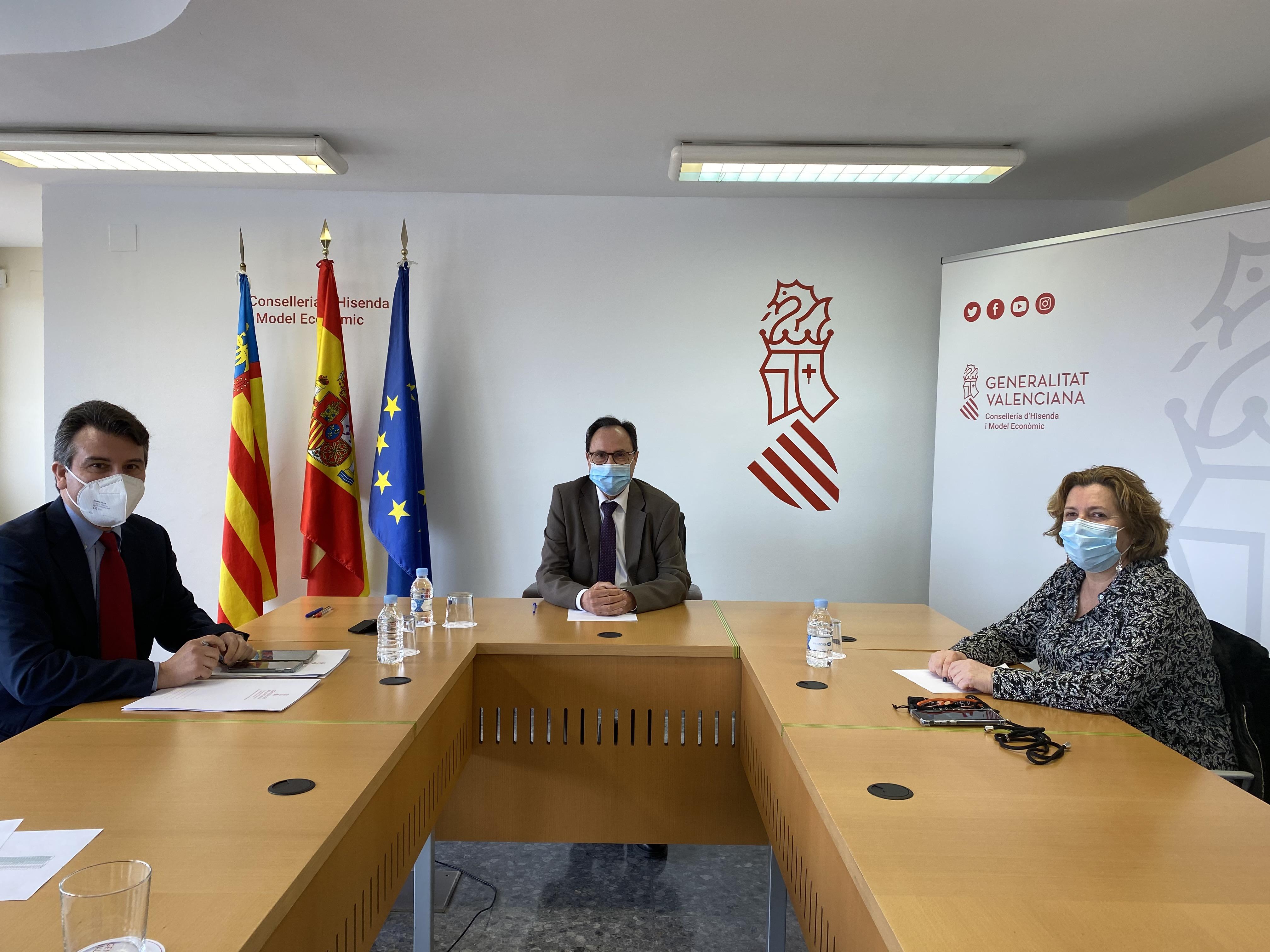 La Generalitat logra por sexto mes consecutivo situar el pago a proveedores por debajo de 30 días y deja de estar bajo la supervisión del Minister...