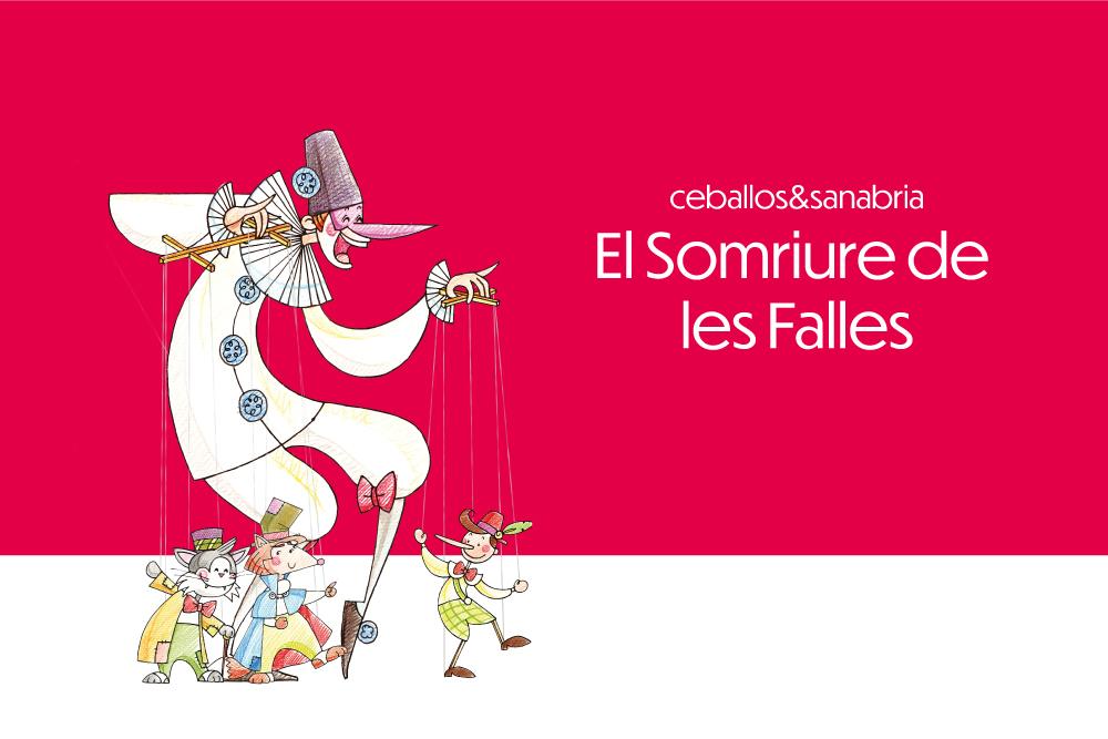 El CCCC somriu a les Falles amb dues exposicions dels artistes responsables de les falles municipals de 2021