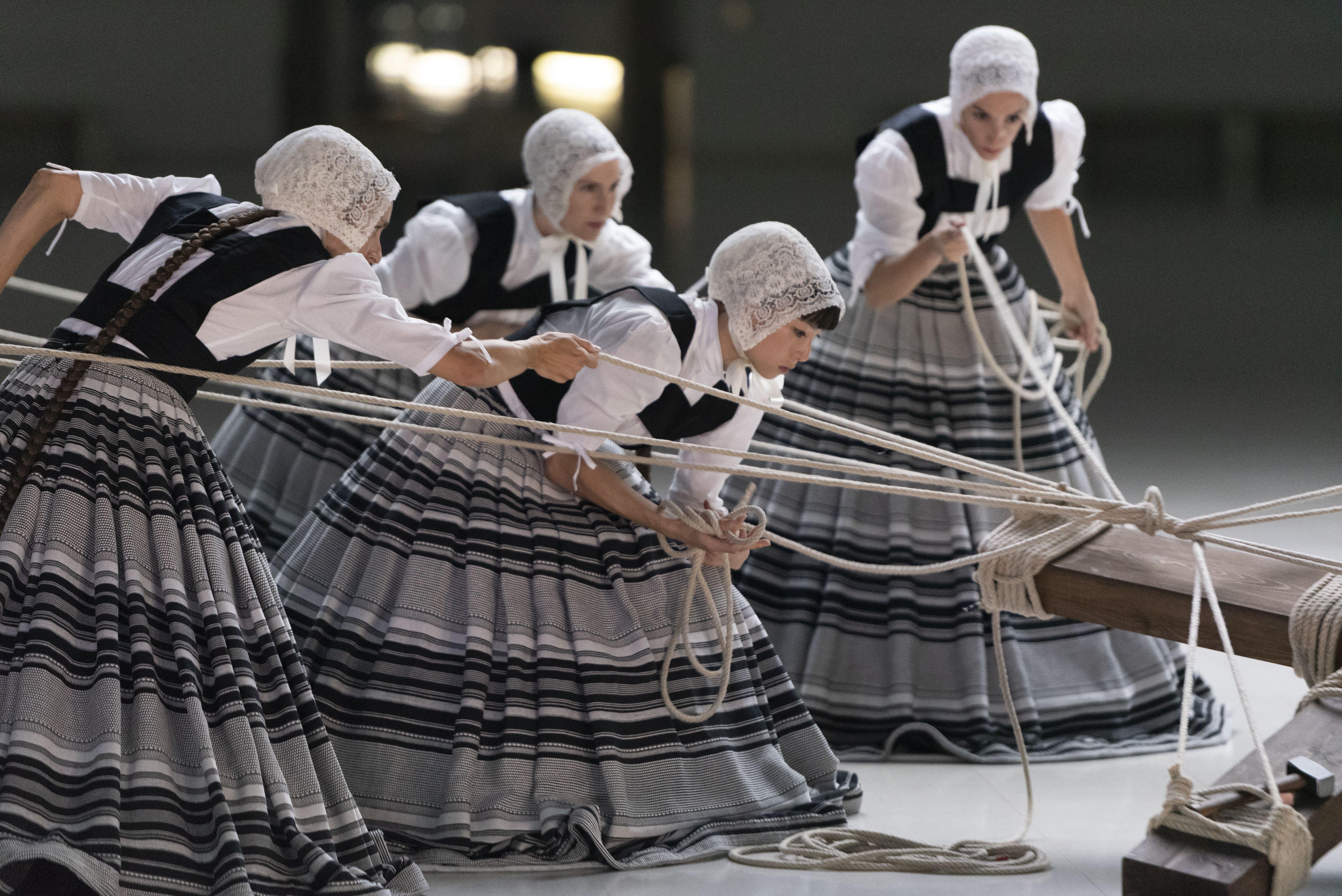 """El cicle """"Les Arts és Dansa"""" rep La Veronal amb """"Sonoma"""""""
