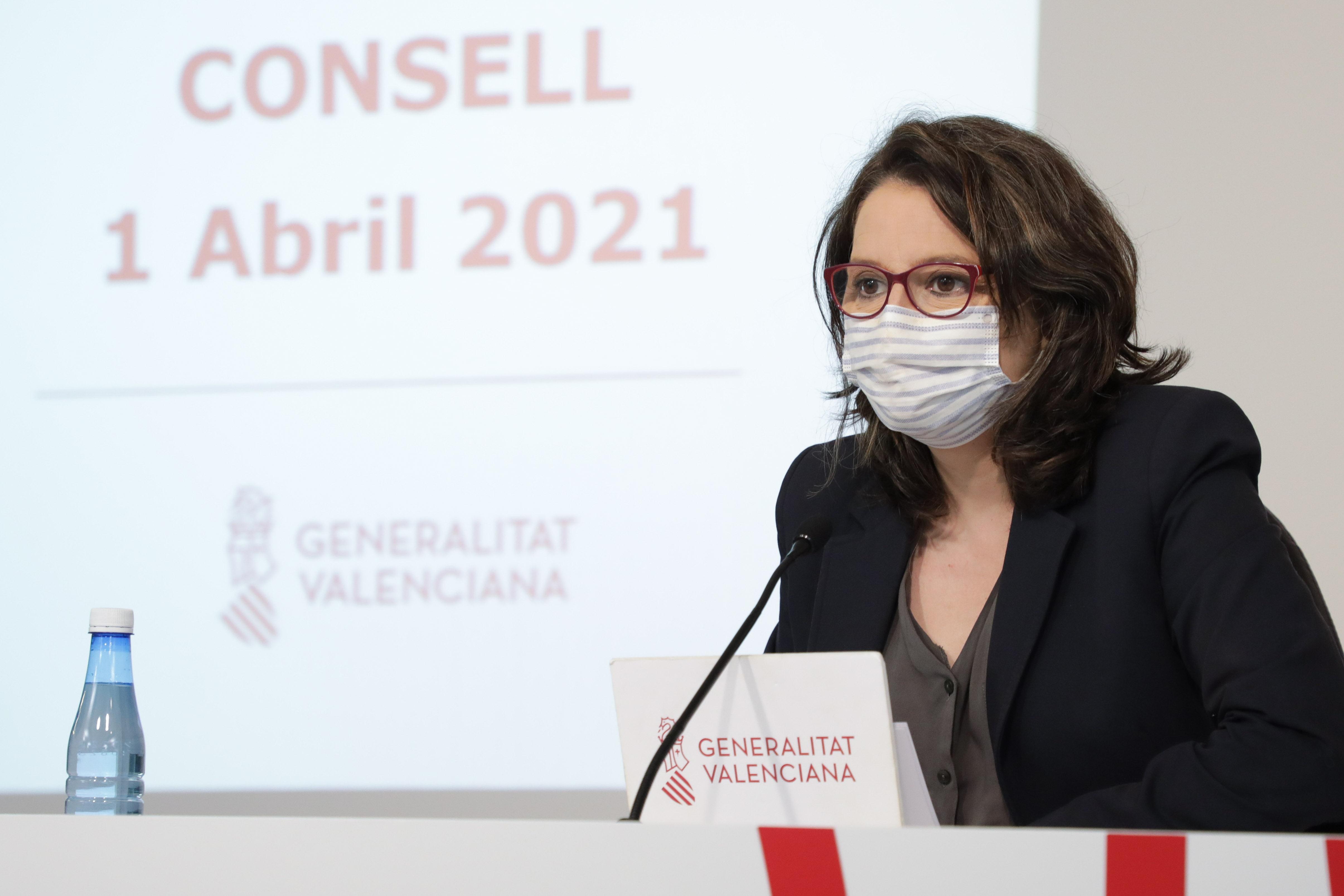 """El Consell aprova un decret llei que agilitza la reactivació de l""""economia valenciana amb les inversions del Pla de recuperació de la UE"""