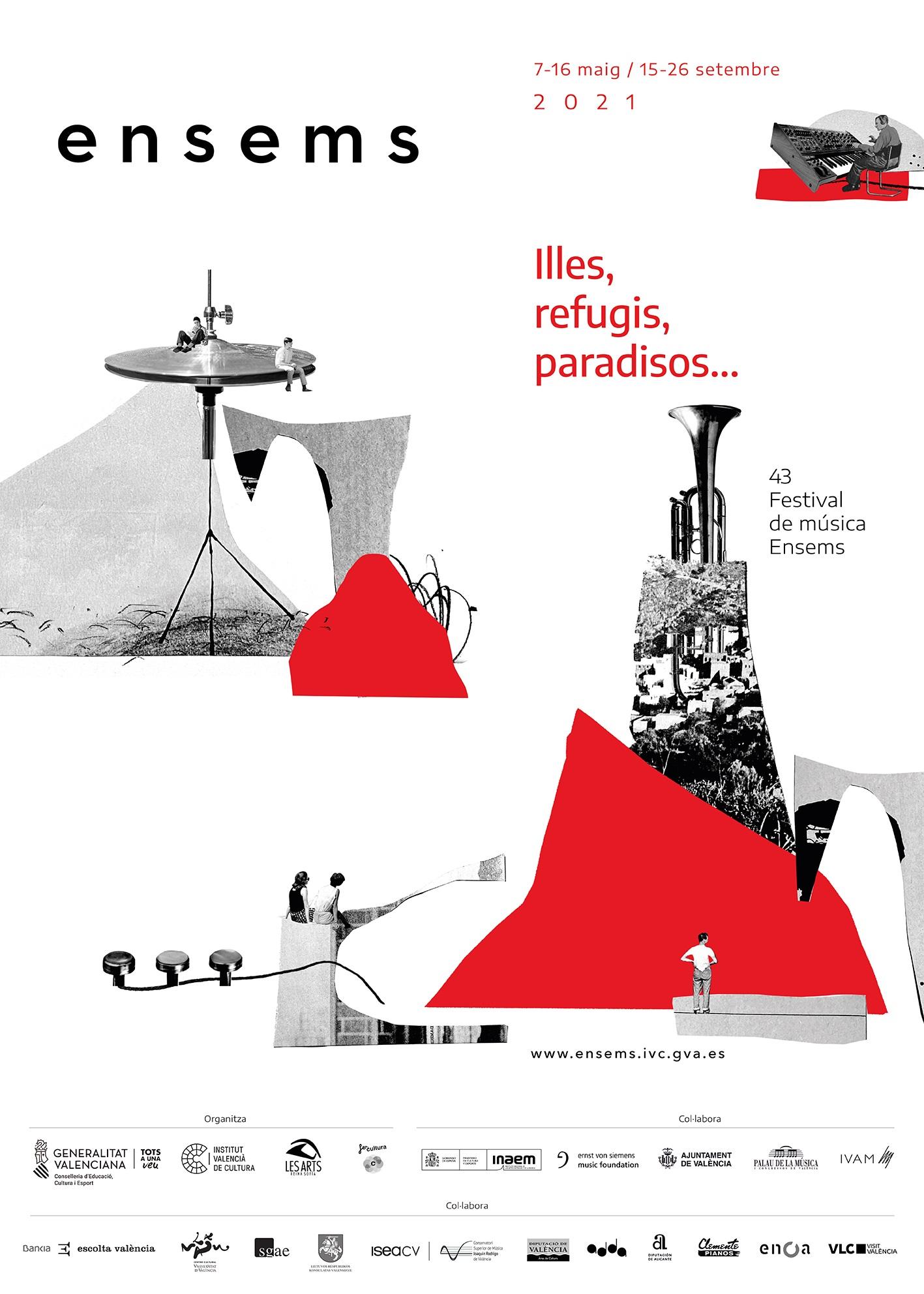 """El festival Ensems programarà una dotzena d""""espectacles amb protagonisme valencià"""