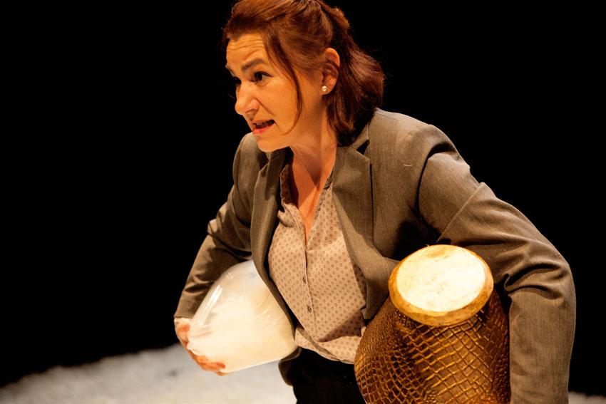 """L""""IVC presenta una intensa setmana teatral a Castelló amb el cicle """"El dijous al Principal"""" i Ana Belén"""