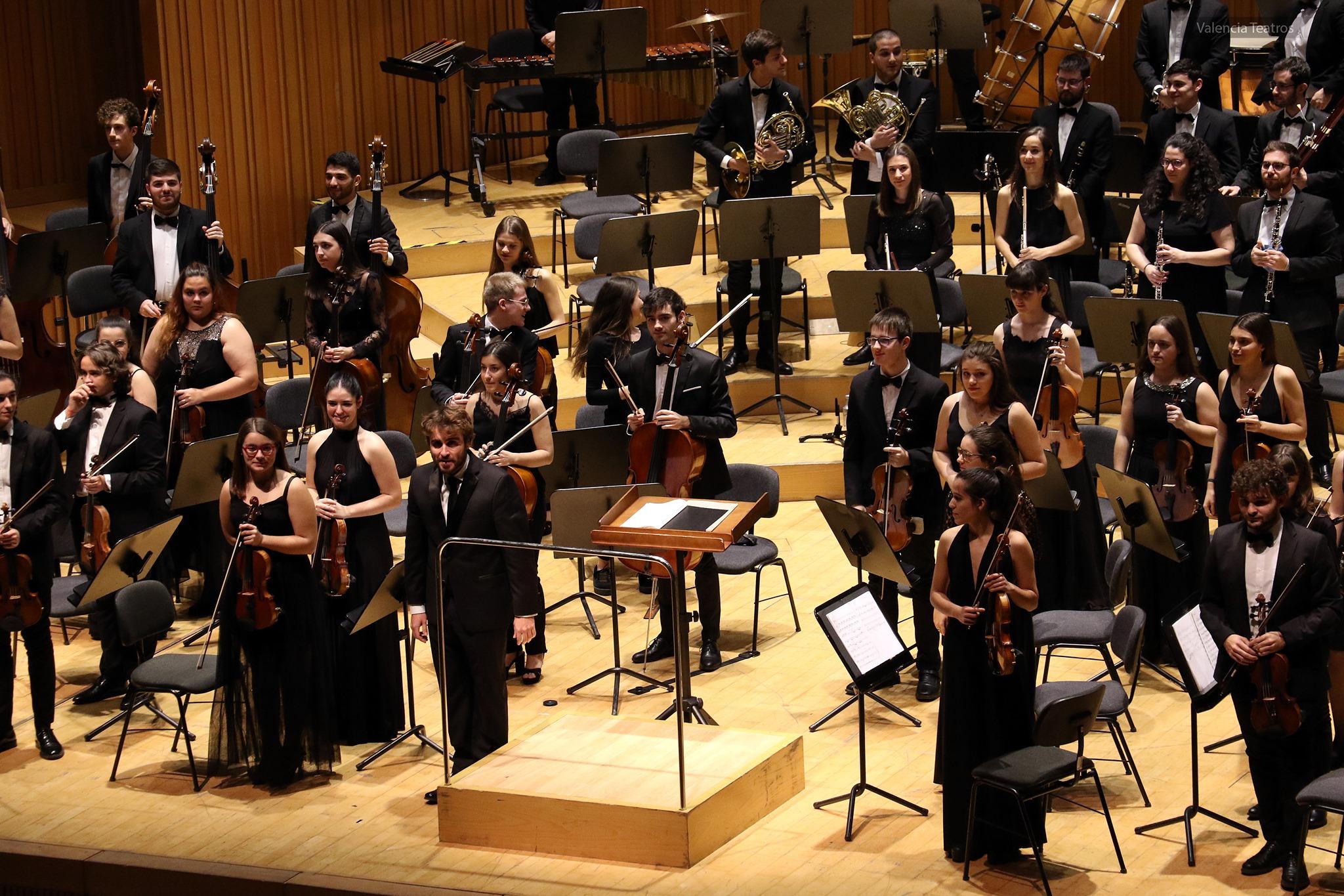 La Jove Orquestra de la Generalitat Valenciana celebra tres concerts a València, Alacant i Teulada-Moraira