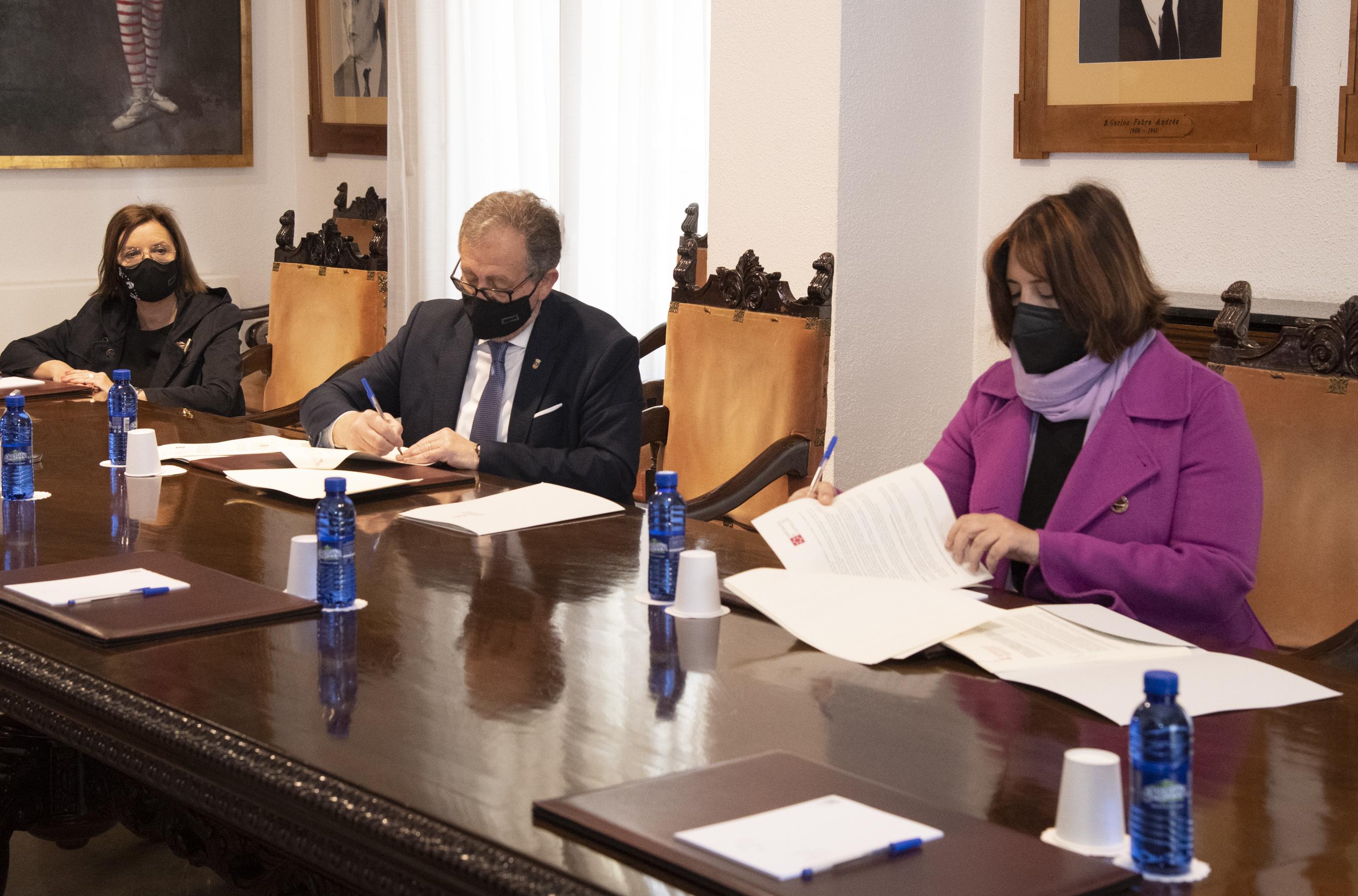 """Pérez Garijo: """"La col·laboració entre administracions és imprescindible per a avançar en polítiques per a la ciutadania"""""""