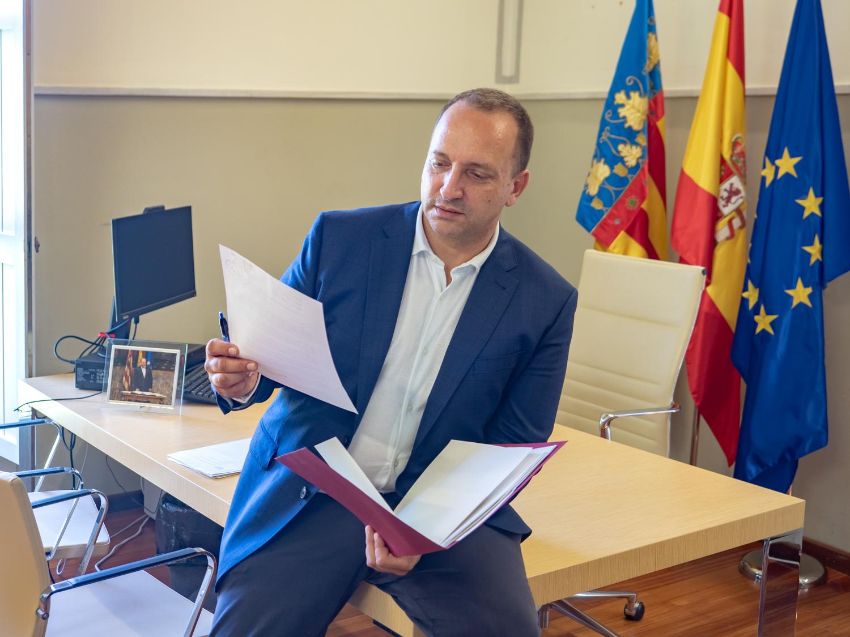 Martínez Dalmau reclama al Gobierno una moratoria antidesahucios hasta finales de año