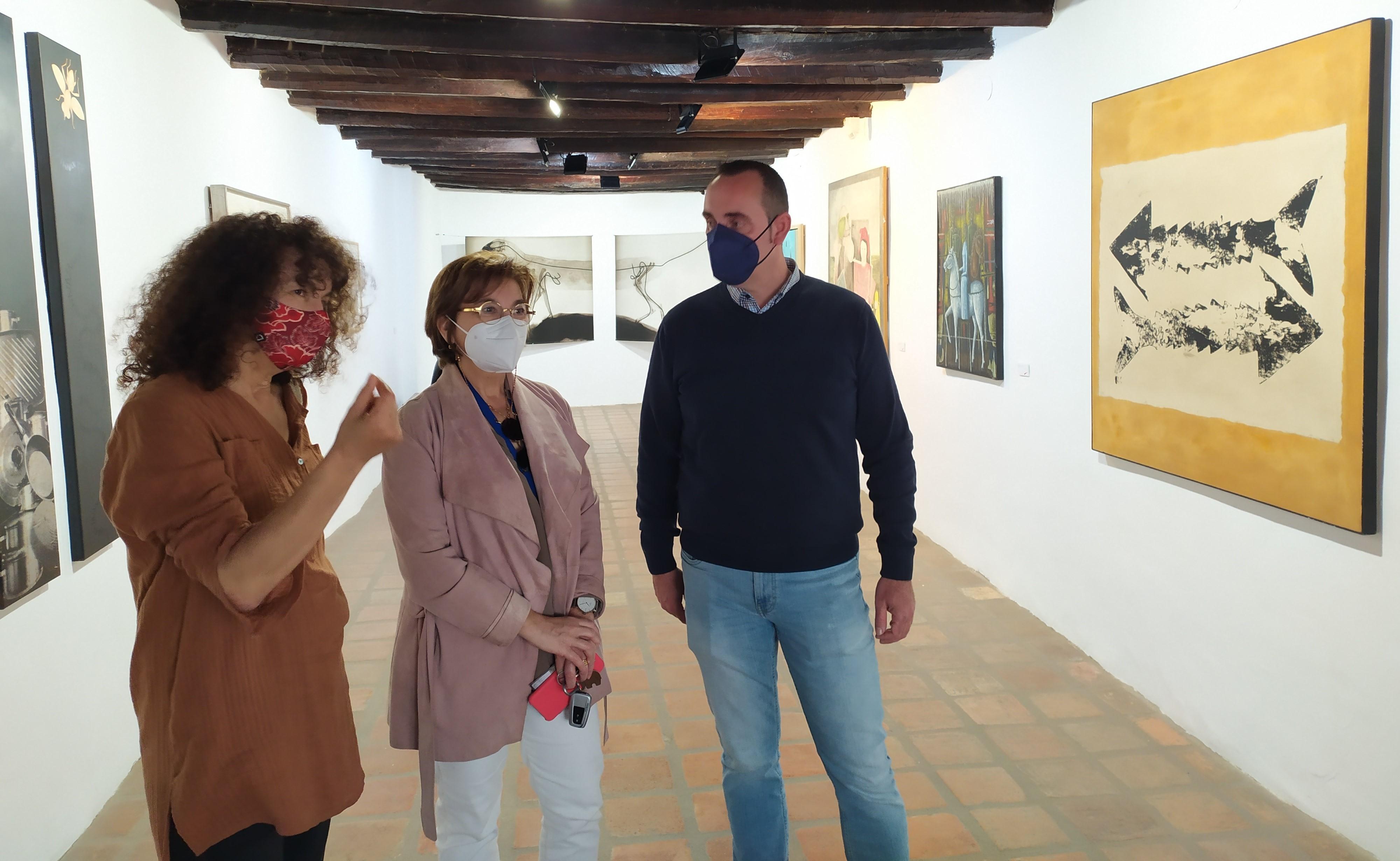 """El aeropuerto de Castellón y el Macvac organizan la quinta exposición del proyecto """"Sala 30"""""""
