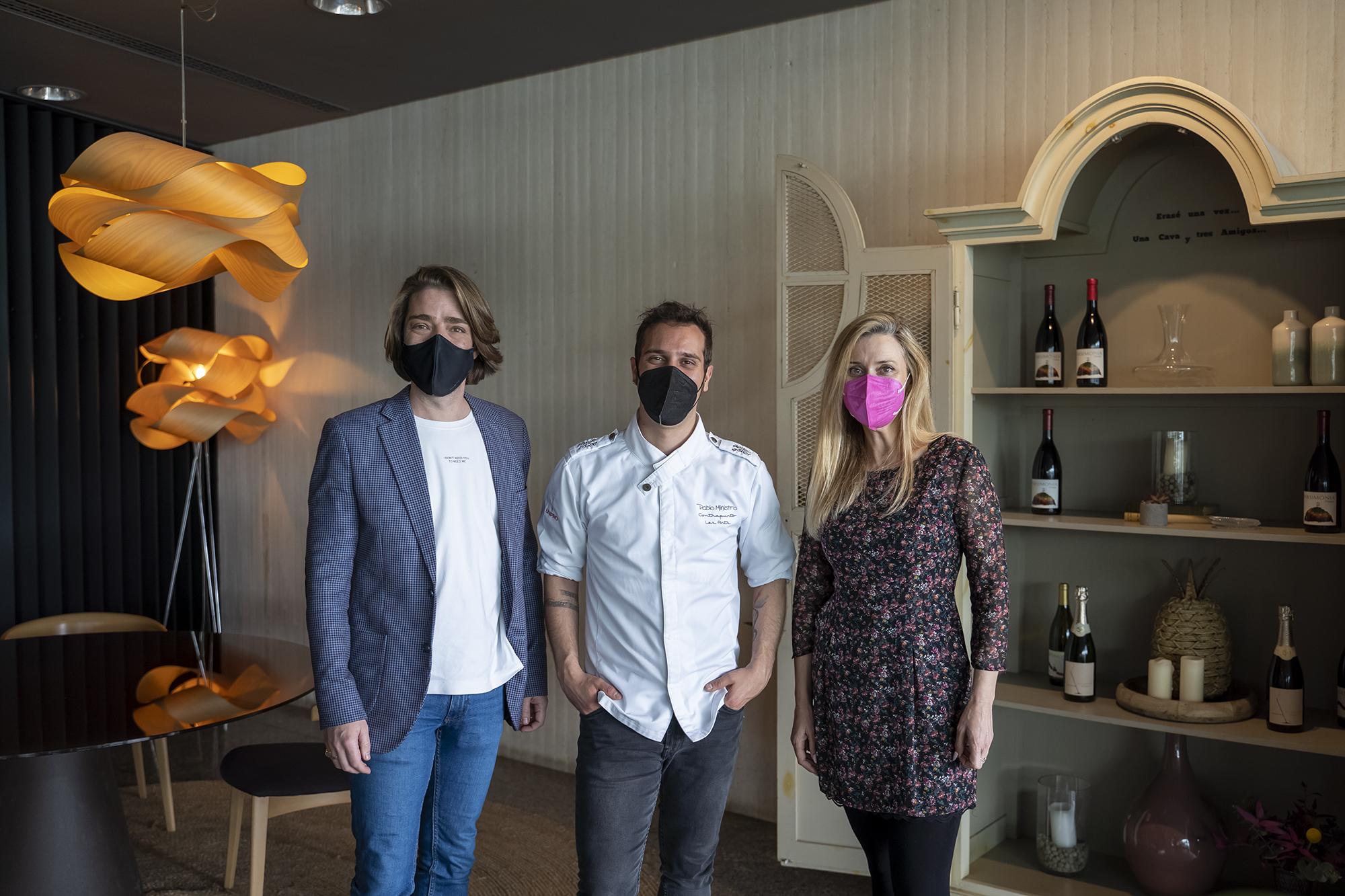 Les Arts fusiona lírica i gastronomia de la mà de Pablo Ministro