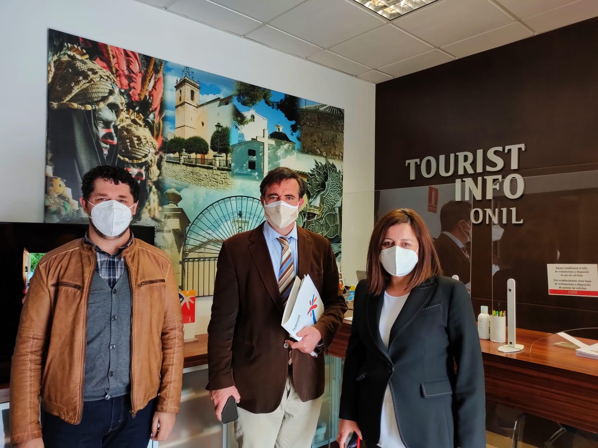 Herick Campos anuncia la creación de un grupo de trabajo para impulsar una Ruta del Juguete como producto turístico