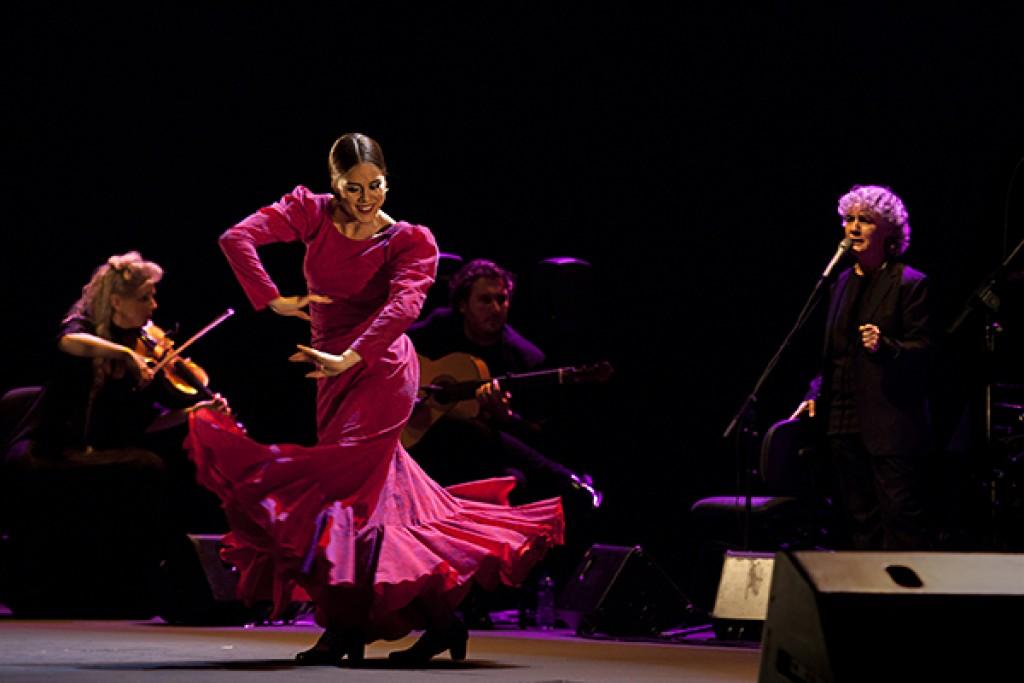 El IVC presenta en Castelló el mejor flamenco de Mayte Martín y a la pianista ecléctica Clara Peya