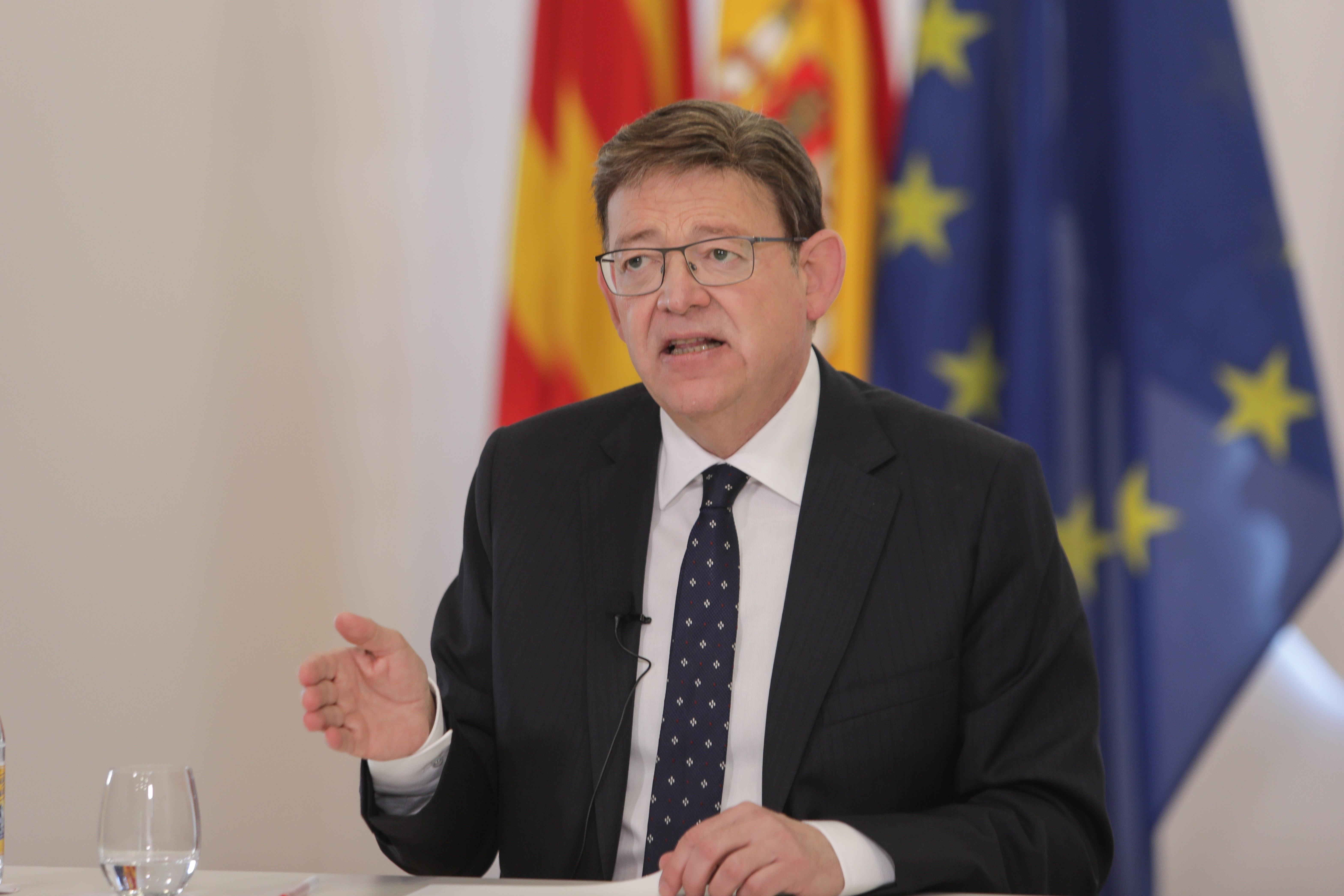 """Ximo Puig defensa davant de les regions europees la necessitat d""""alliberar les patents per a garantir una vacunació universal i ràpida"""