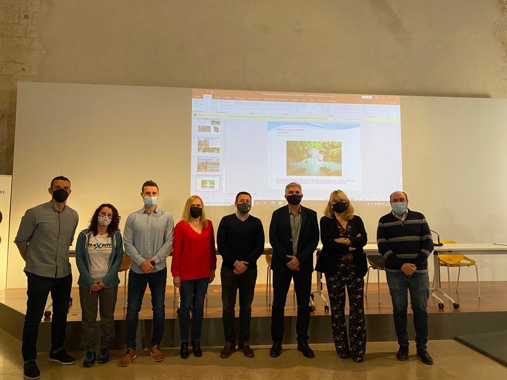 """L""""esport pot contribuir en la lluita contra la despoblació en la Comunitat Valenciana"""
