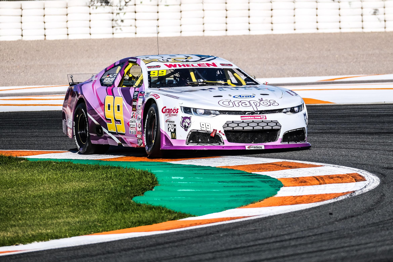 El Circuit Ricardo Tormo celebra el inicio de las Whelen NASCAR Euro Series 2021