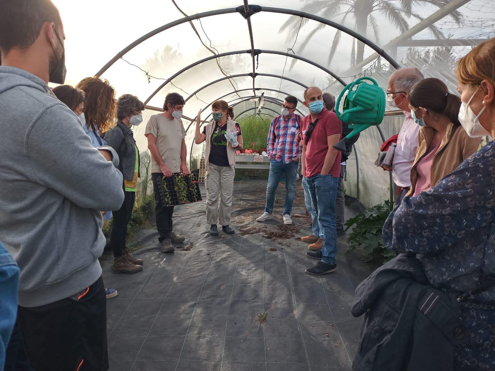 La agricultura ecológica se introduce en los centros escolares de la mano de CEACV en colaboración con los Centros de Formación del Profesorado