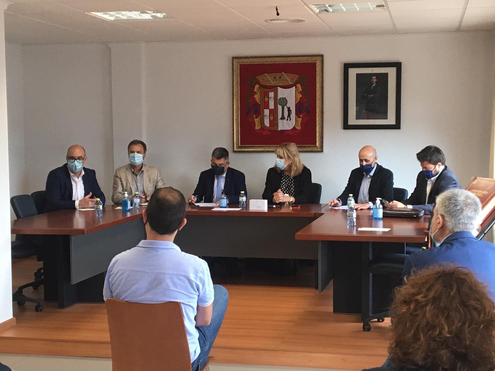 "L""Agenda Valenciana Antidespoblament impulsa dos projectes prioritaris a la Vall d""Albaida"