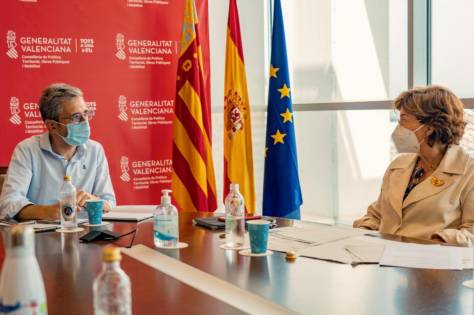 """L""""aeroport de Castelló fomenta la captació de turistes nacionals amb dues accions promocionals a Sevilla i Bilbao"""