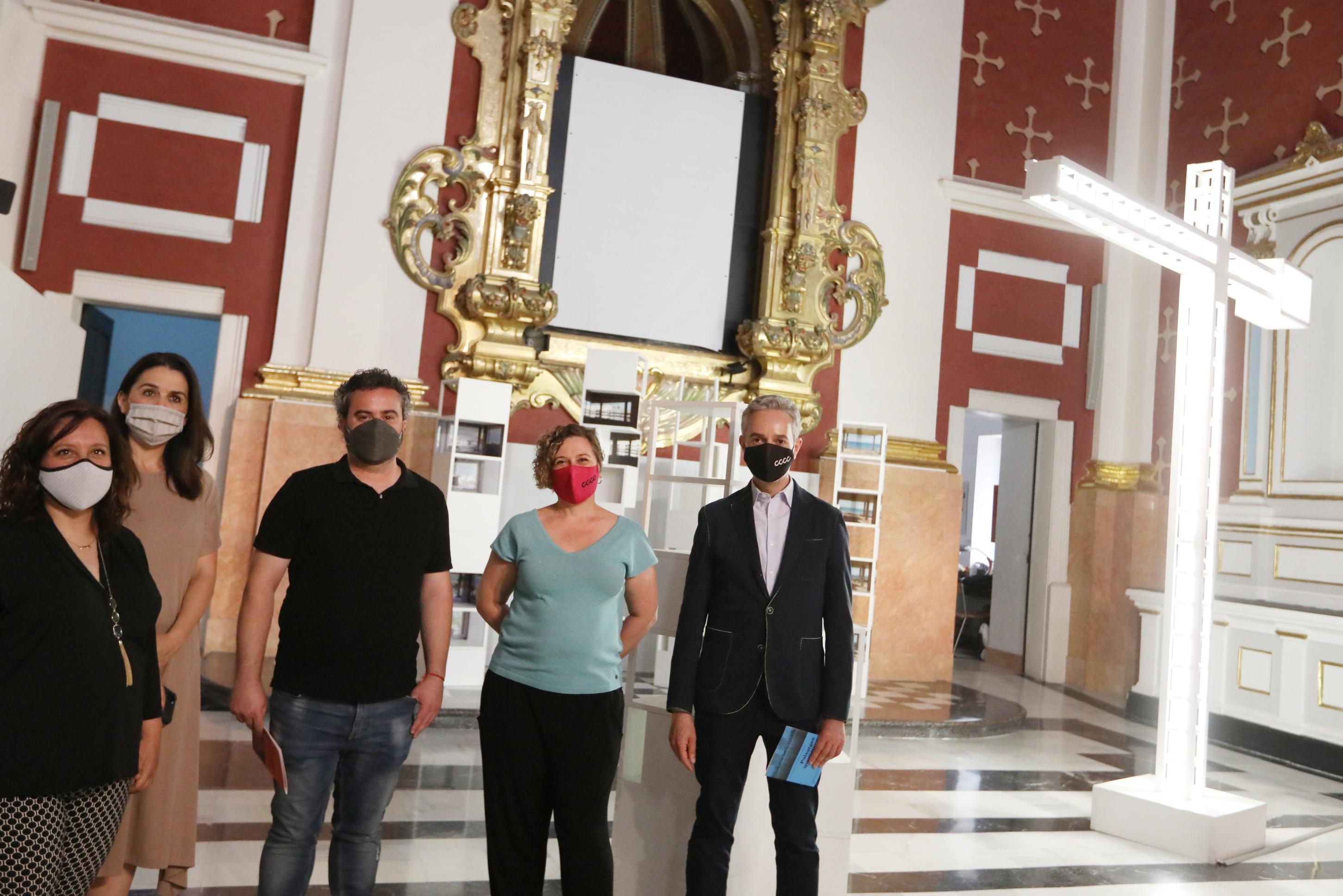 """Cultura programa exposicions de la """"Col·lecció d""""Art Contemporani de la Generalitat"""" a Alcoi i Bocairent"""