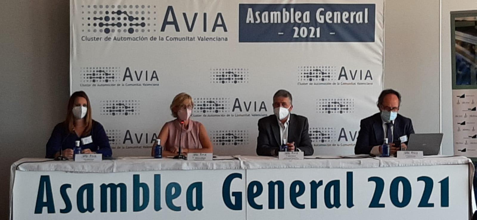 """Climent: """"El clúster de l""""automoció és part essencial de la indústria valenciana i té un paper molt important perquè el sector industrial siga el ..."""