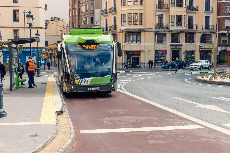 La Generalitat apuesta por la movilidad sostenible con la adquisición de vehículos eléctricos para el TRAM de Castelló