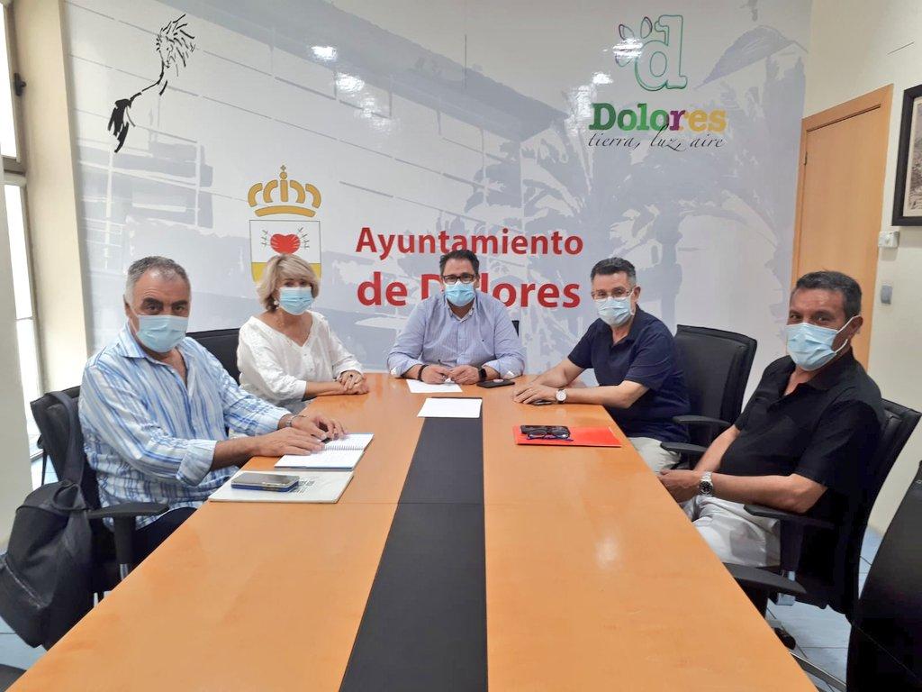 El Plan Vega Renhace del Consell presenta la estrategia de actuaciones para la comarca en Dolores
