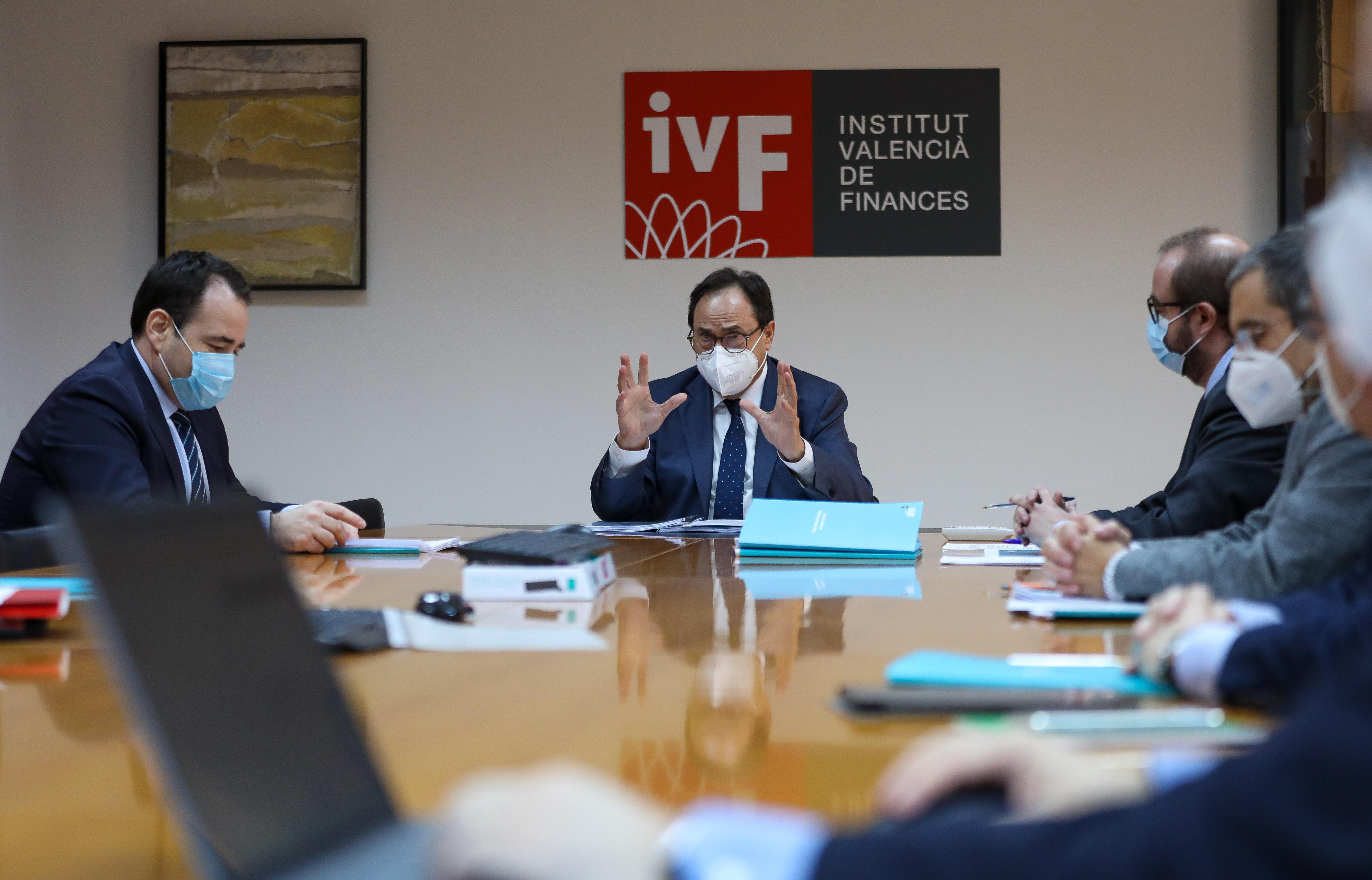 """L""""IVF ha fet més de 300 operacions de finançament per valor de 219,4 milions a través de les seues línies socials"""