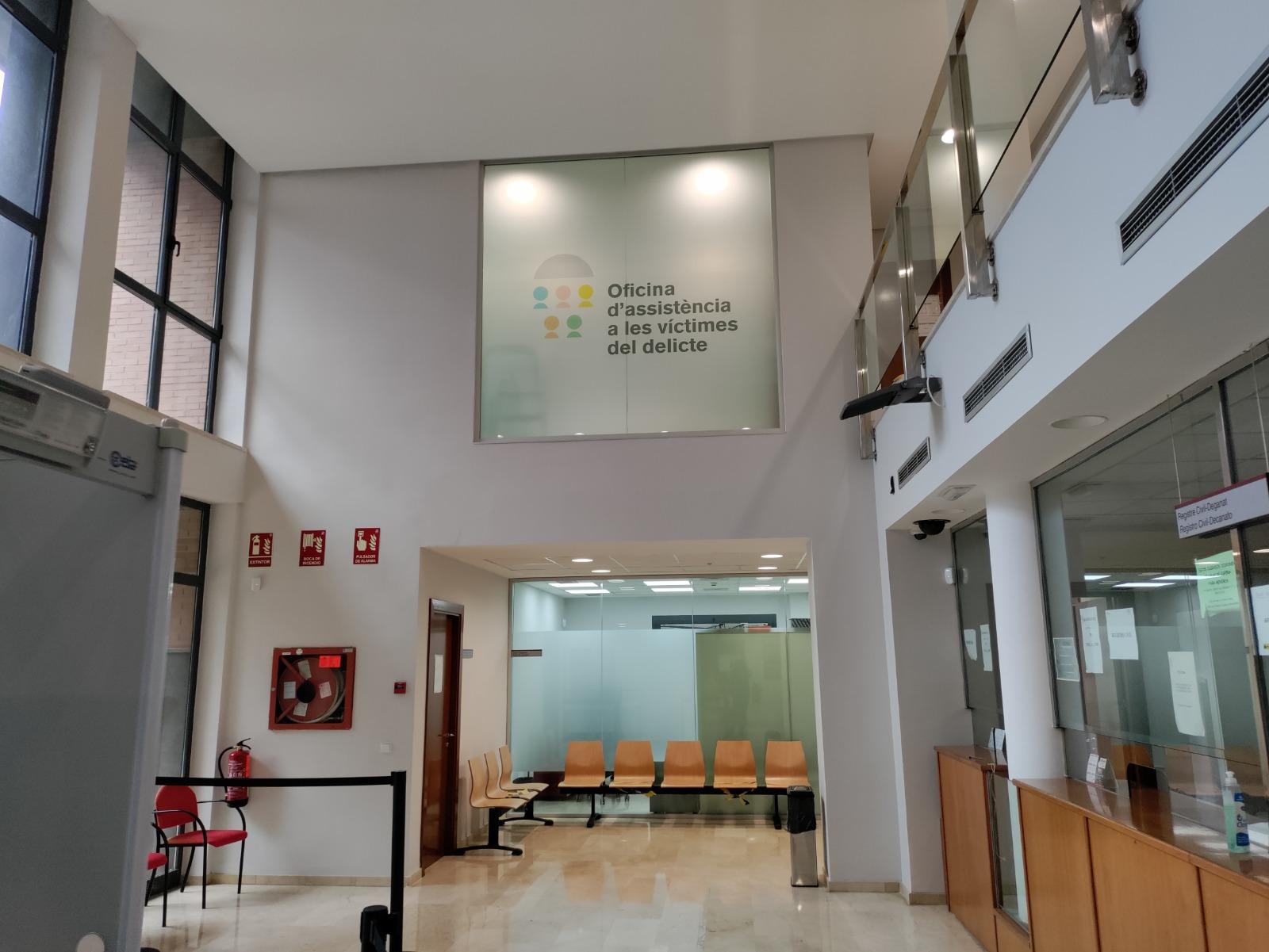 Finaliza la reforma de la Oficina de Asistencia a las Víctimas del Delito de Carlet
