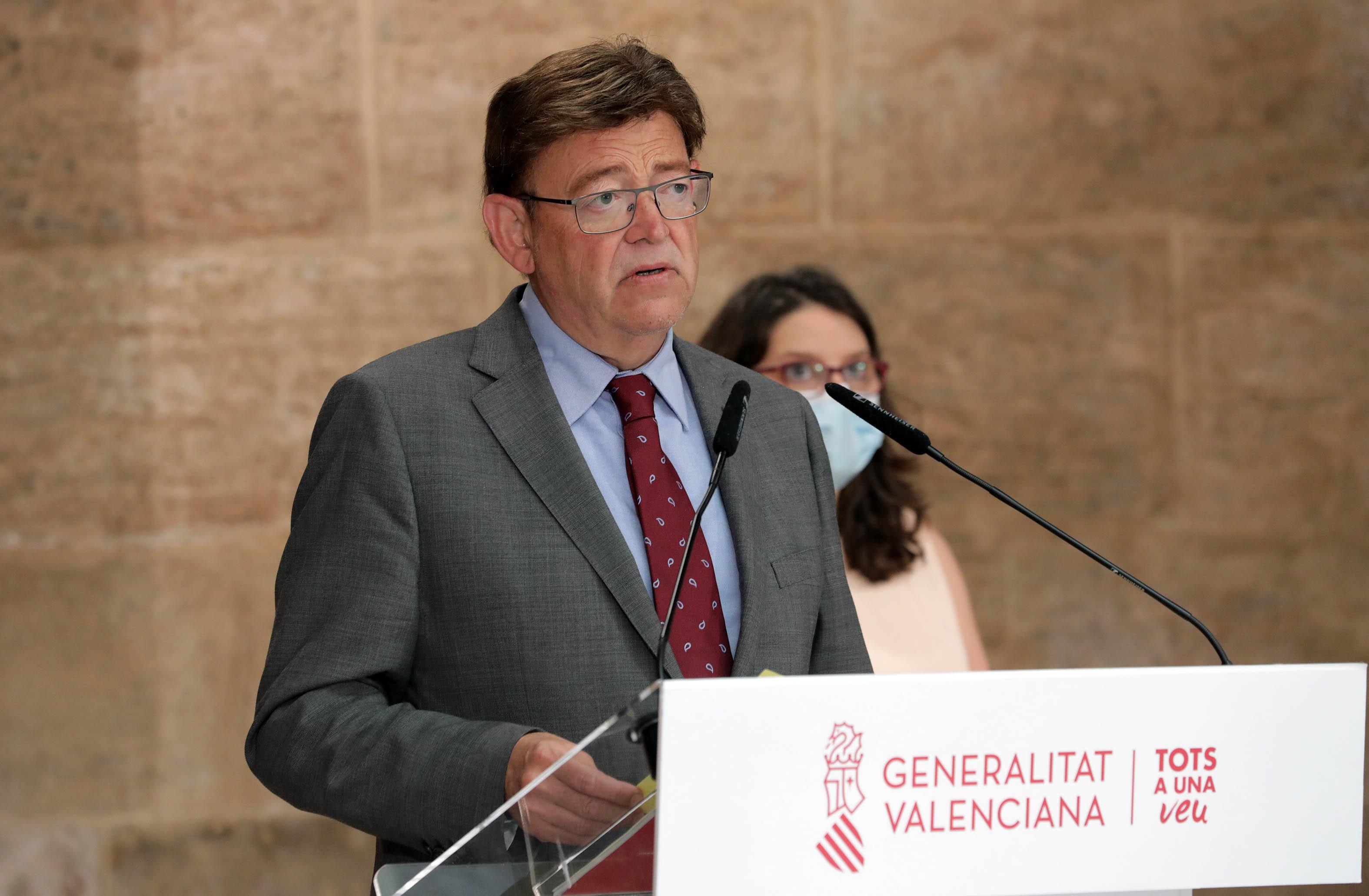 Ximo Puig anuncia un plan de choque inmediato en salud mental para la población infantil y juvenil ante la preocupación generada por los efectos d...