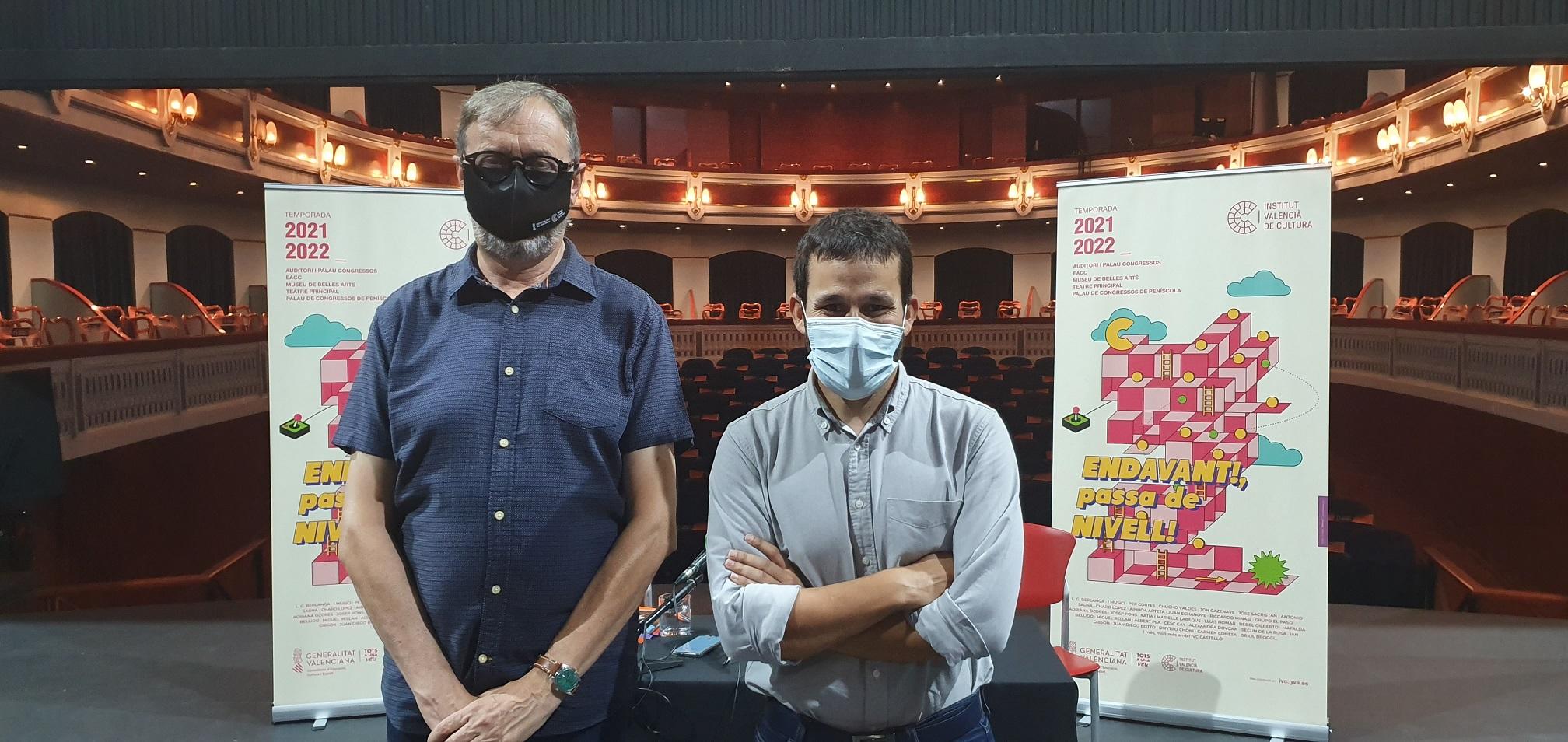 """Marzà: """"Presentem una proposta cultural per a la ciutat de Castelló amb vora 300 activitats en les quals hem invertit 1,39 milions d""""euros"""""""