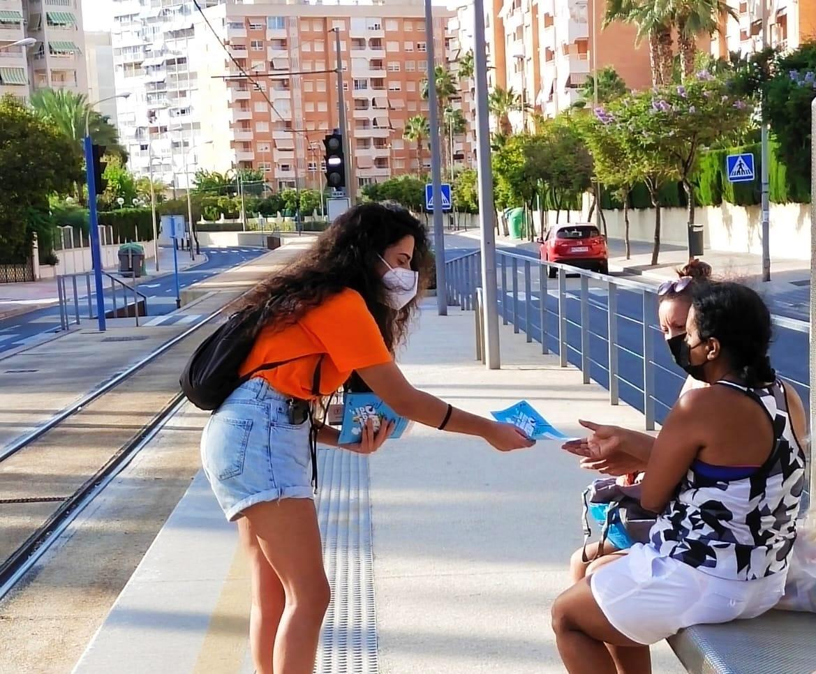 """La Generalitat ofrece este miércoles transporte gratuito en Metrovalencia, TRAM d""""Alacant, TRAM de Castelló y MetroBus con motivo del Día sin Coch..."""